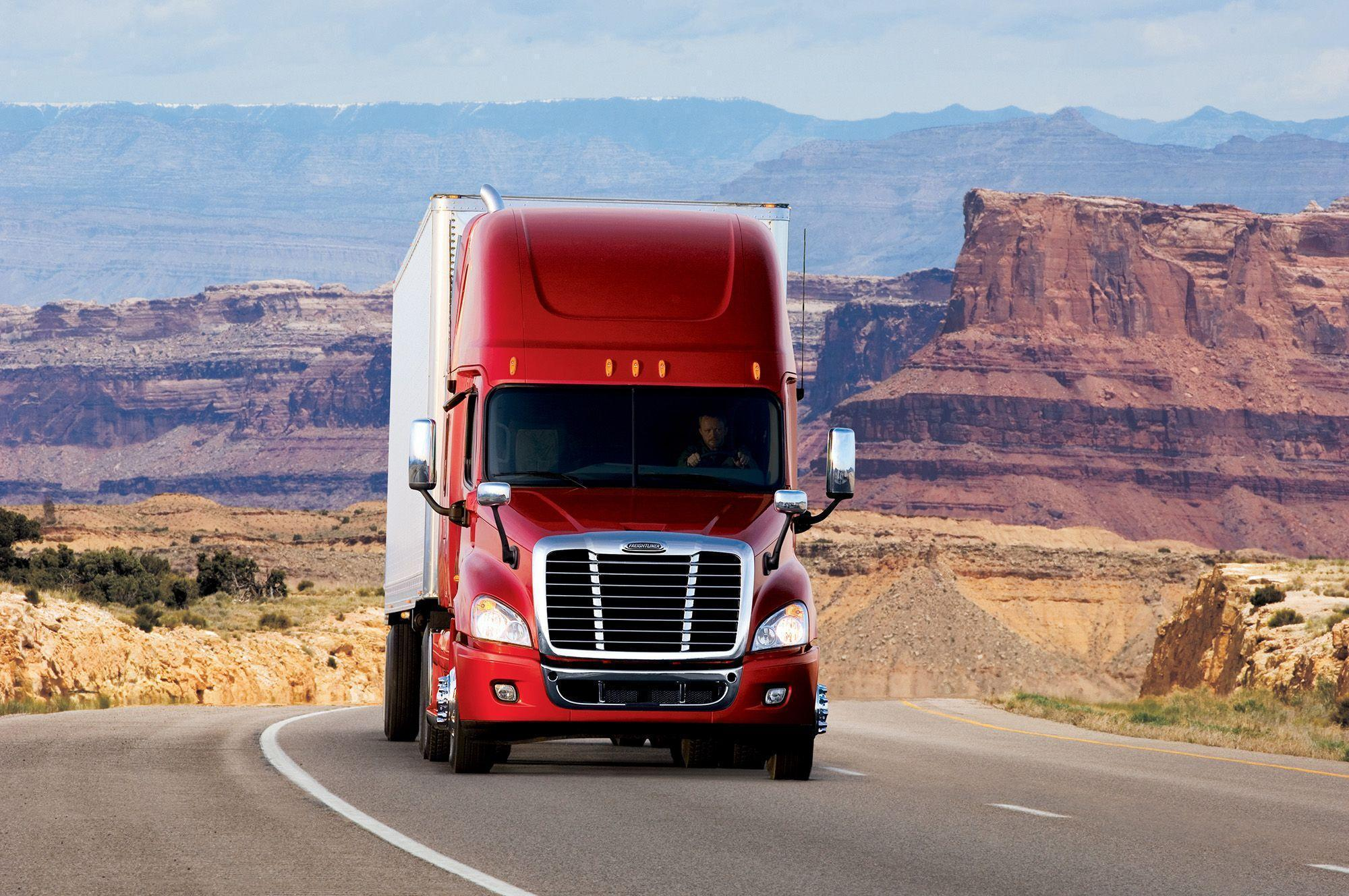 Freightliner Cascadia 06 wallpapers