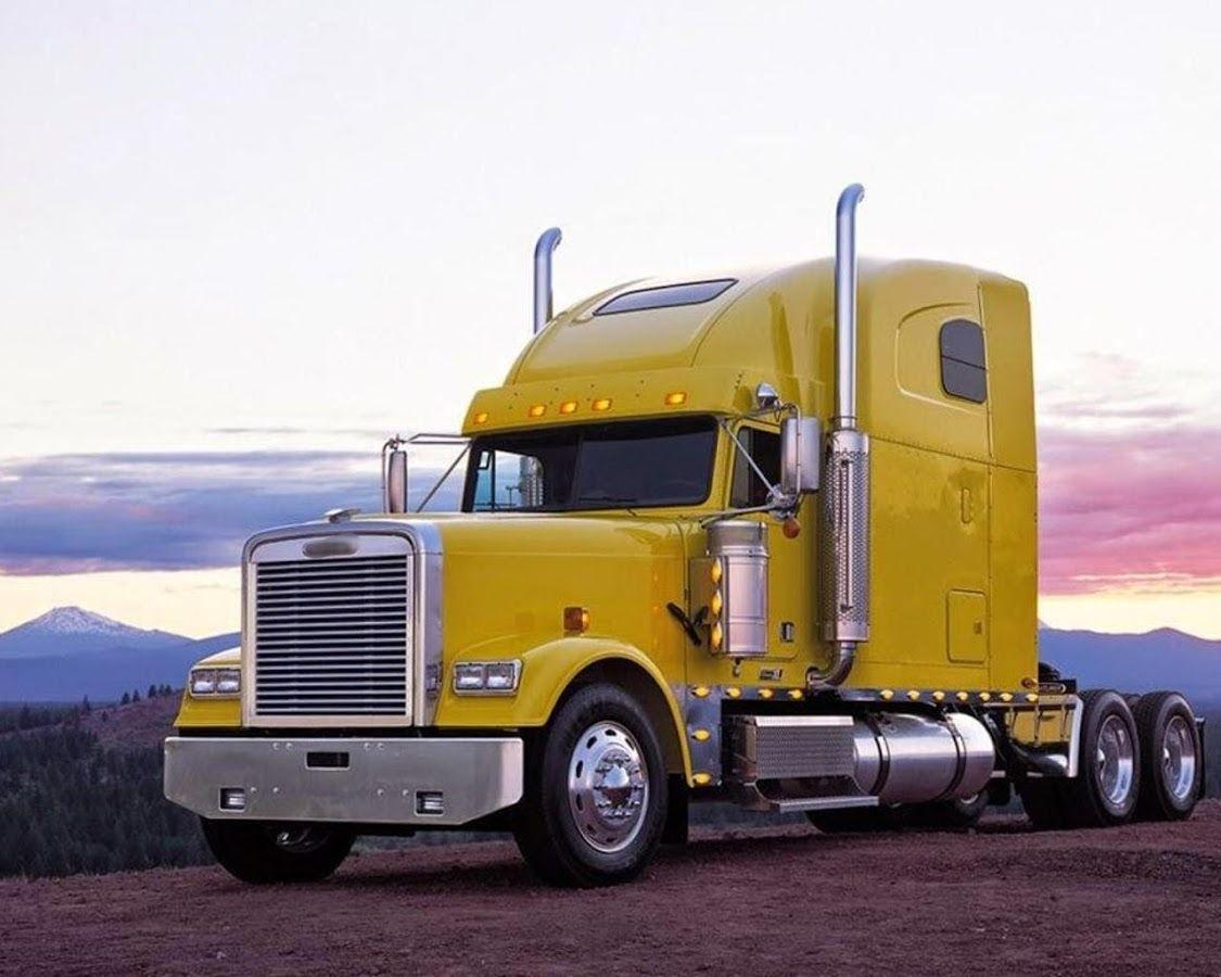 Wallpapers Freightliner Classic
