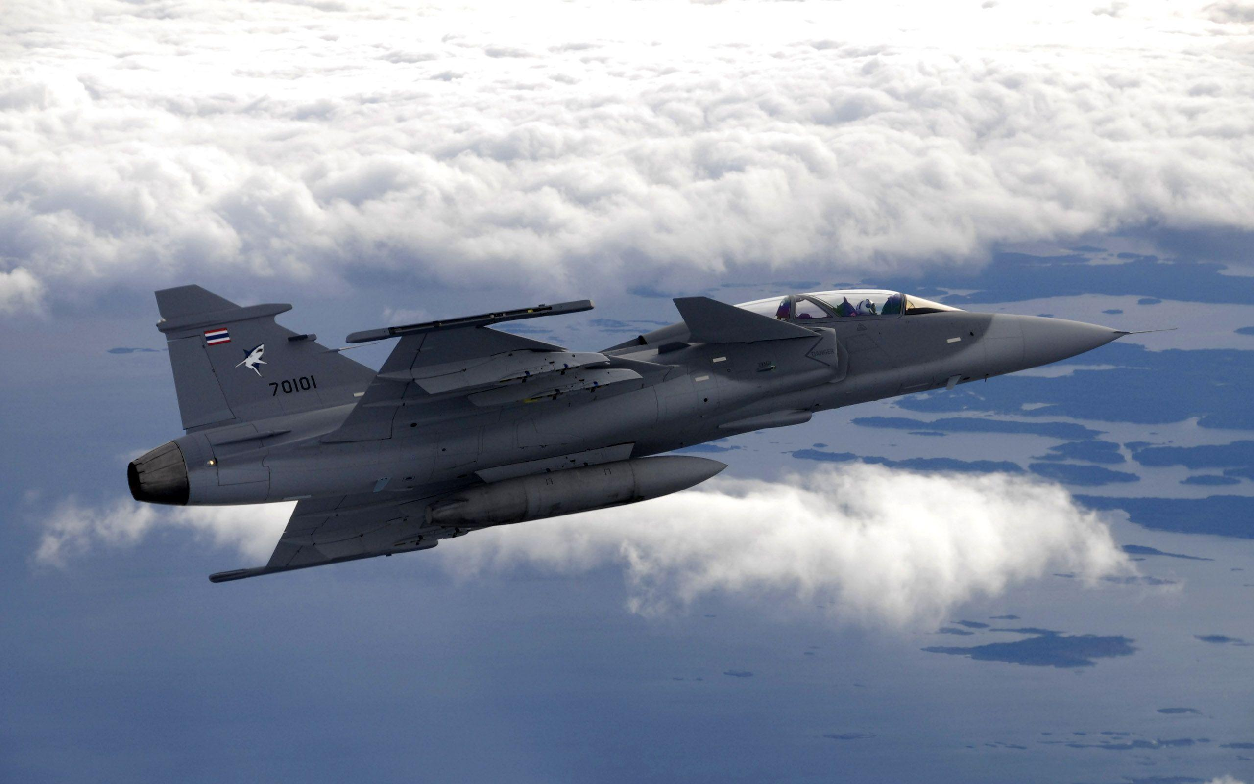 Airforce Fighter Aircraft Wallpapers