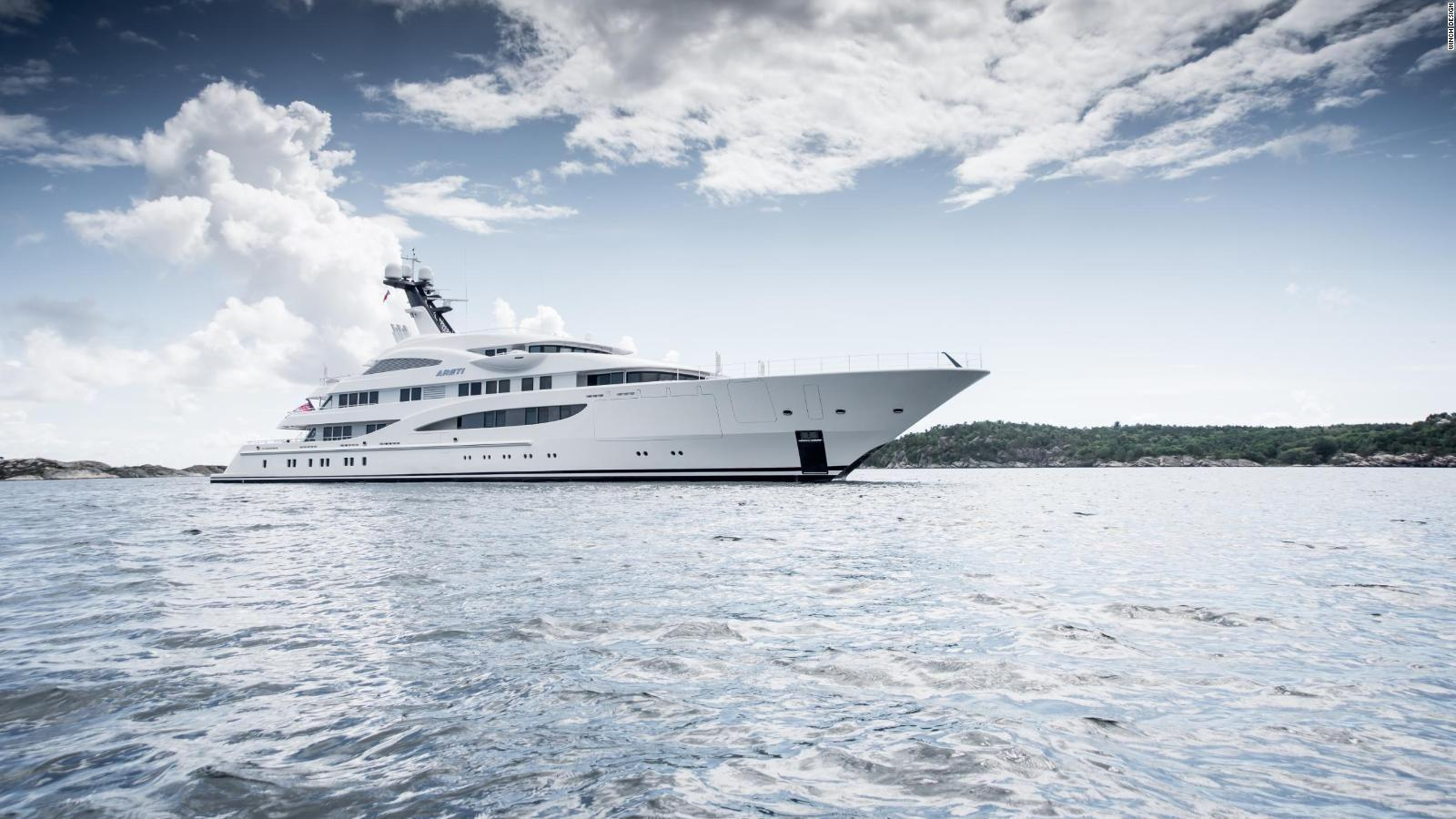 How to design a luxury superyacht