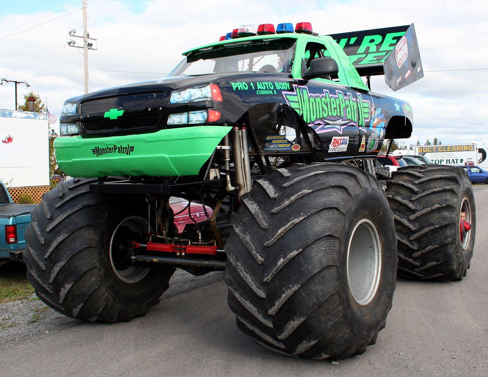 Monster Truck Some Amazing Wallpapers & Image