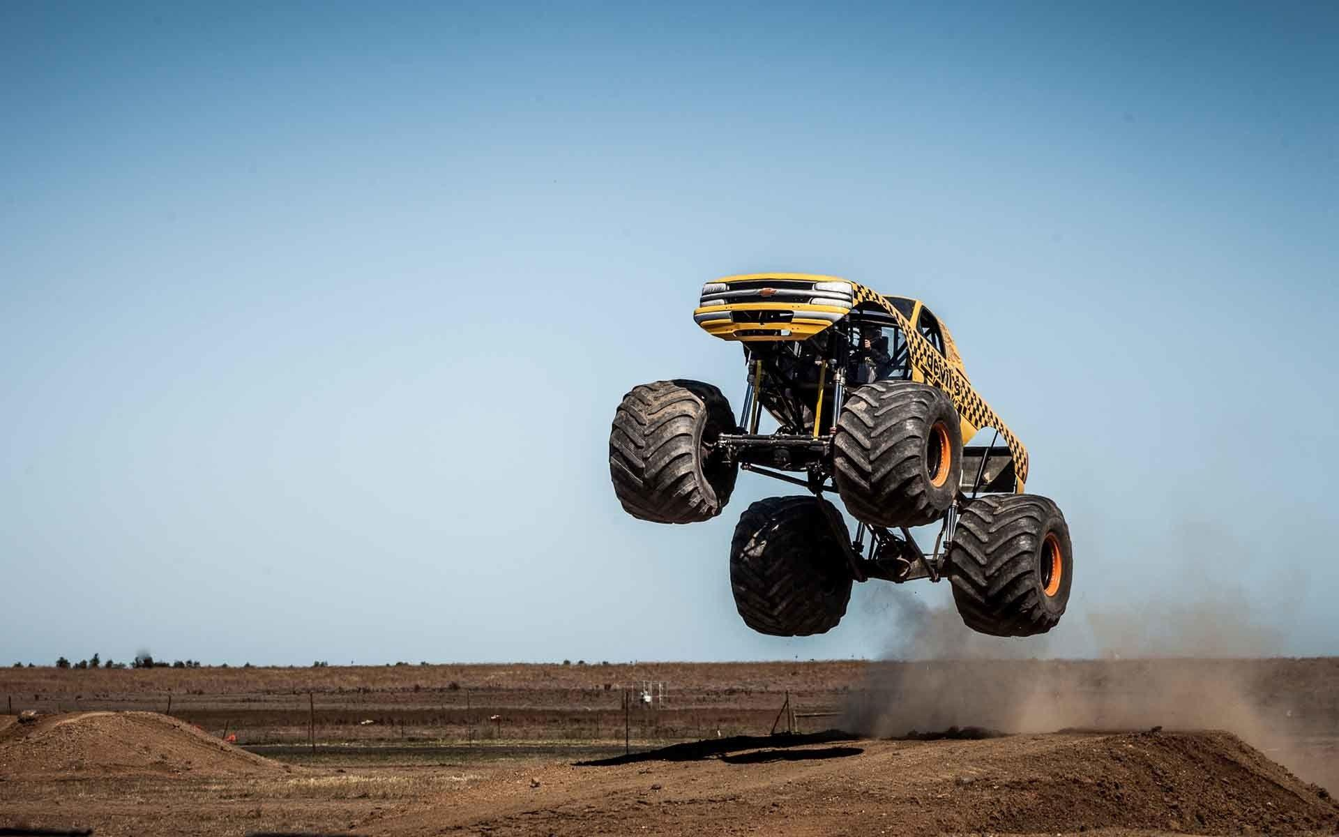 Monster Truck Full Hd Wallpapers ✓ Labzada Wallpapers
