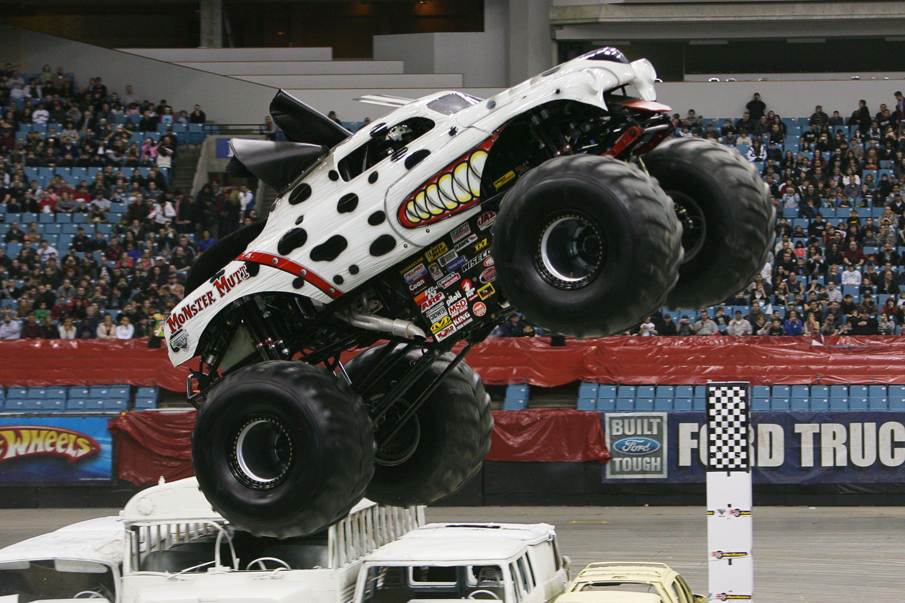 Monster Jam Wallpapers High Quality