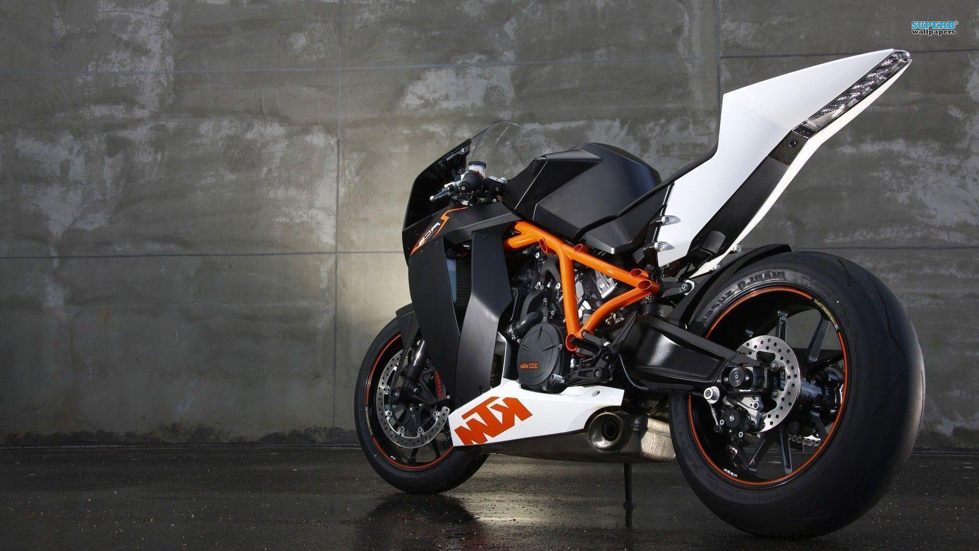 KTM 1190 RC8 wallpapers