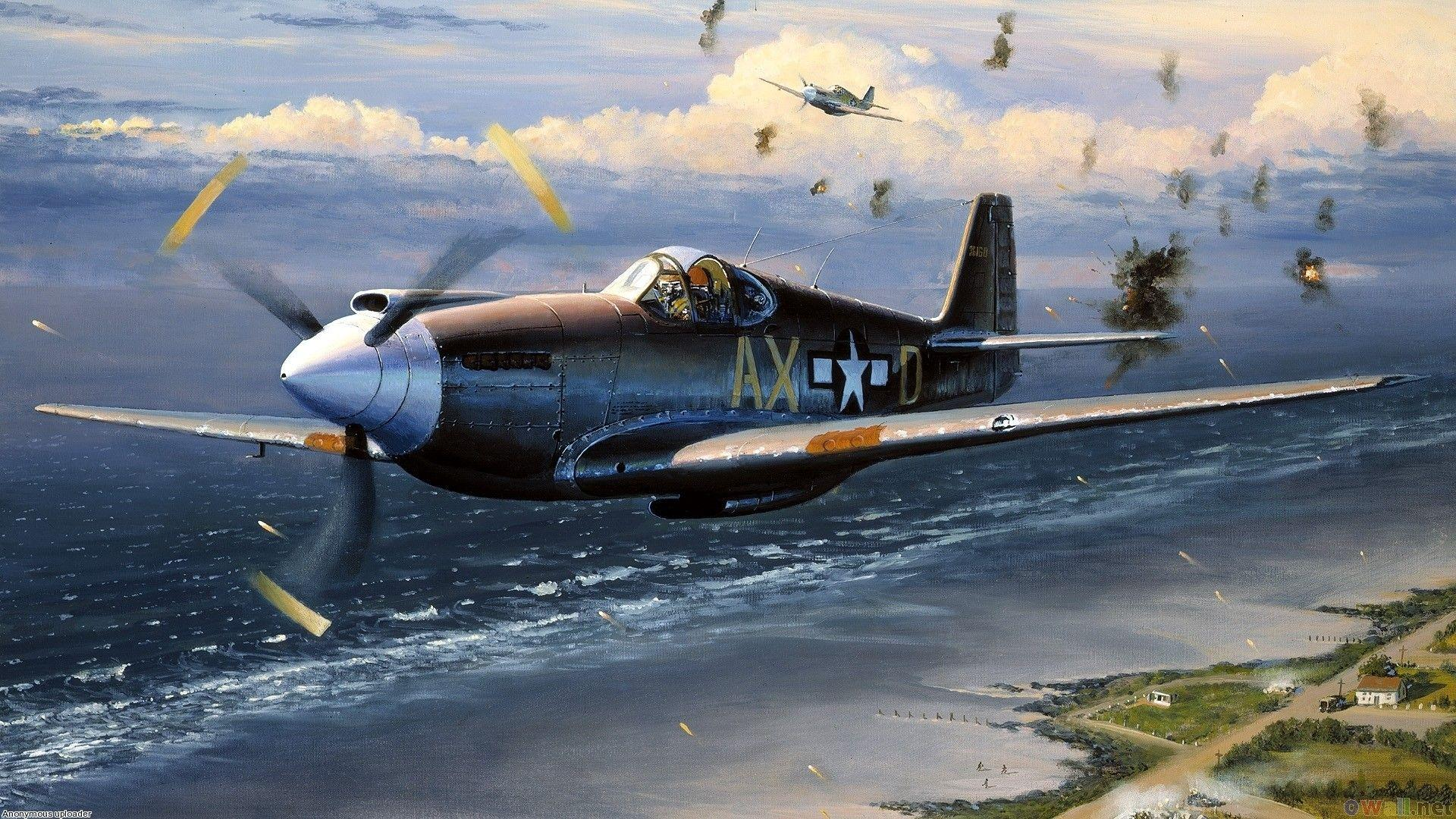 Wwii Fighter Planes Wallpapers 1920x1080