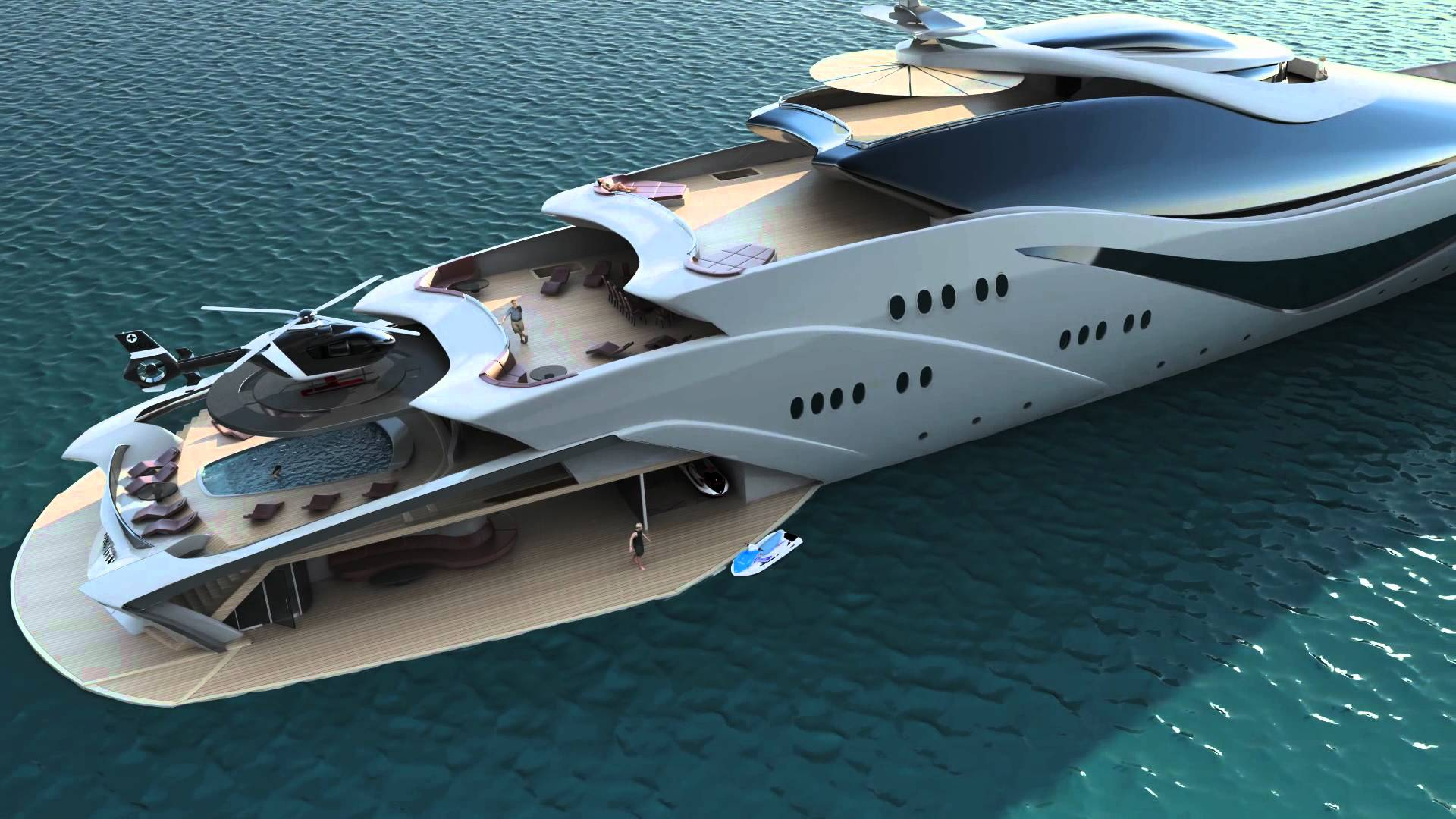 Yacht Wallpapers HD