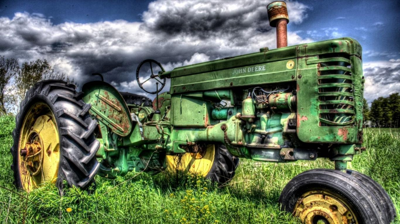 tractor wallpapers – 1366×768 High Definition Wallpaper, Backgrounds
