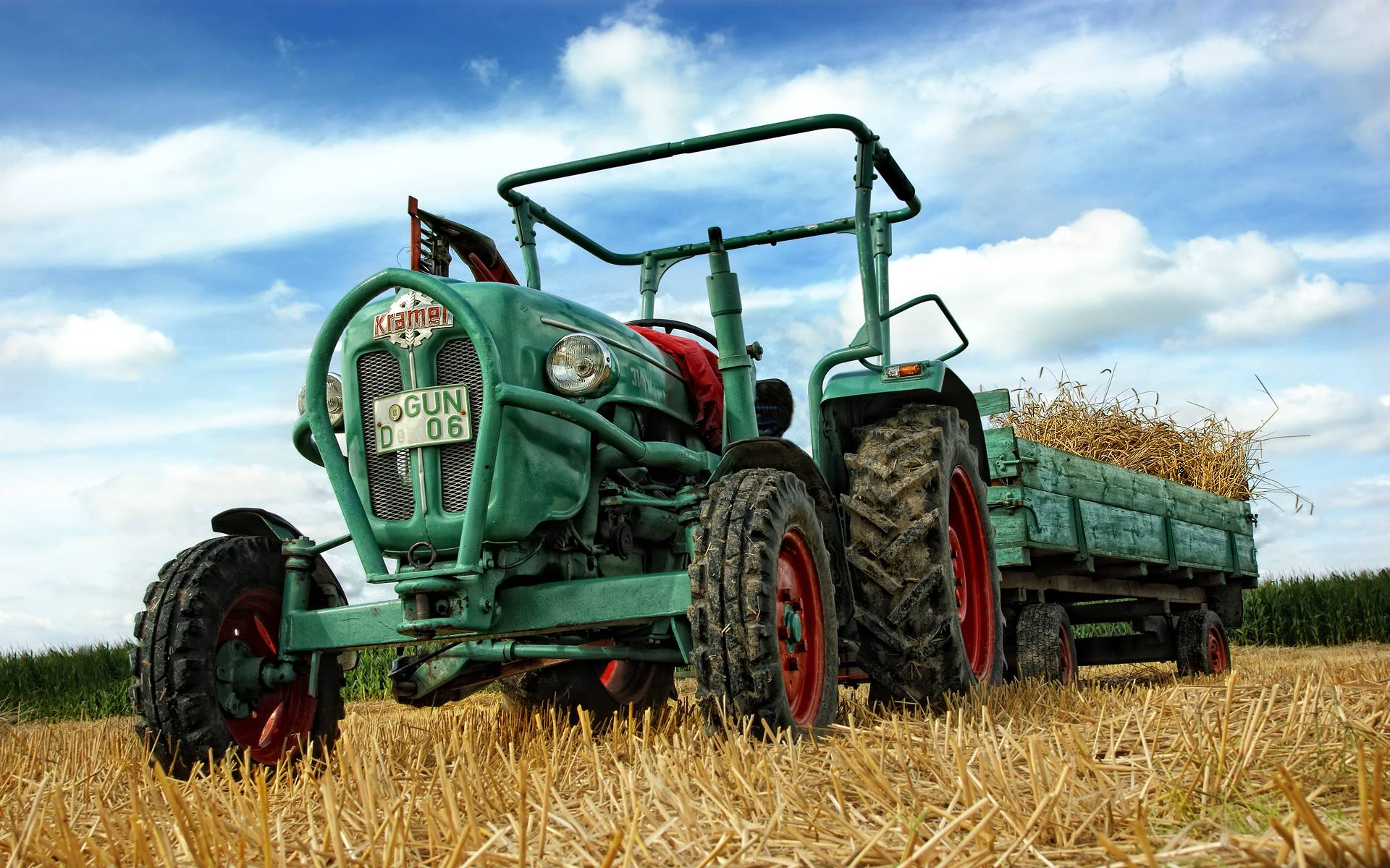 Download Tractor 7448 1920x1200 px High Resolution Wallpapers