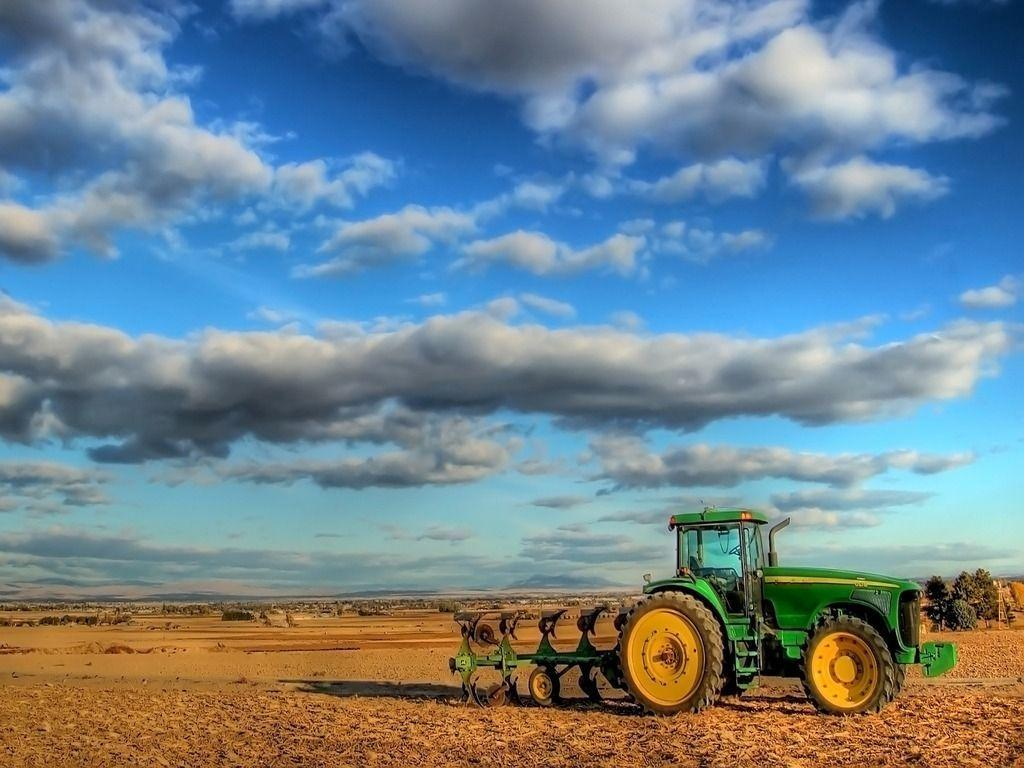 Pix For > Tractor Wallpapers