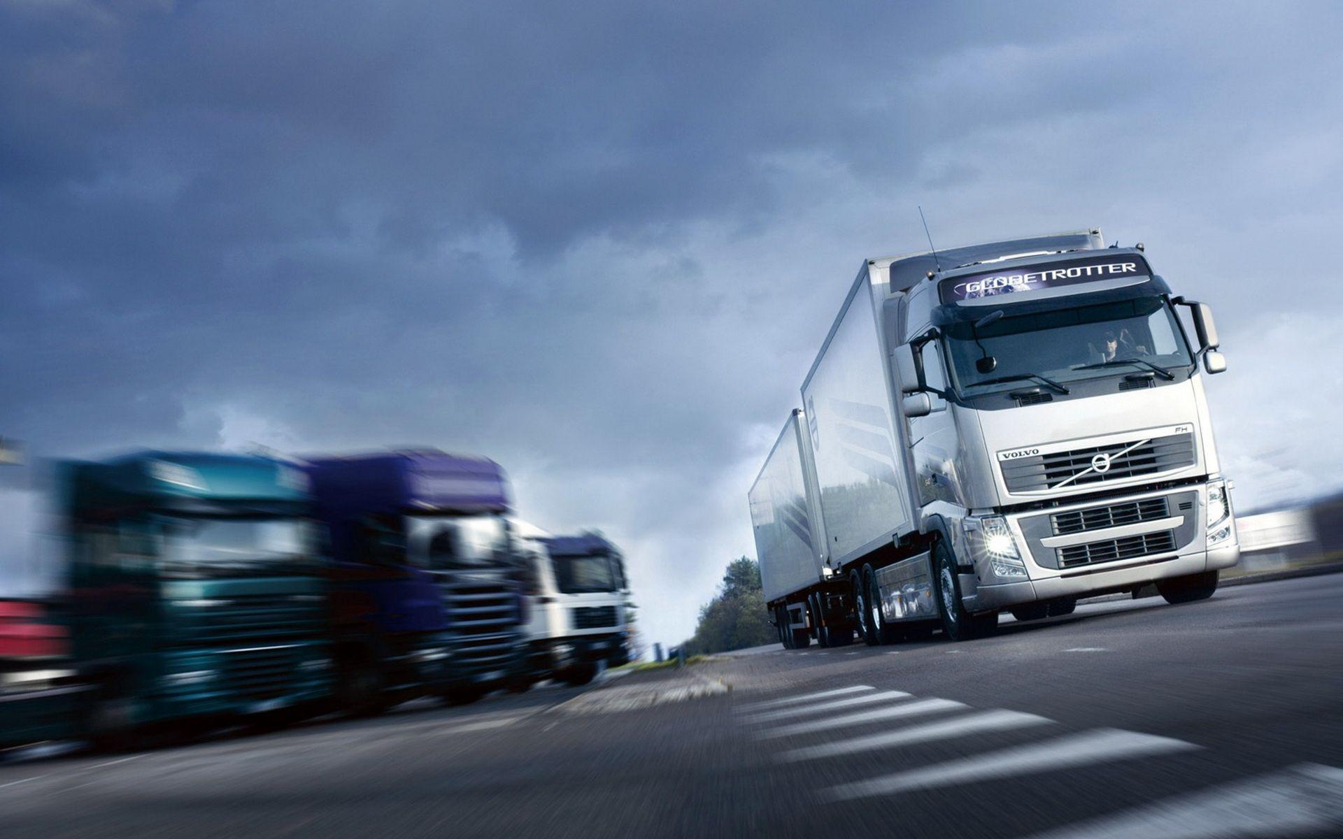 Volvo Fh 580 6x2 wallpapers and image