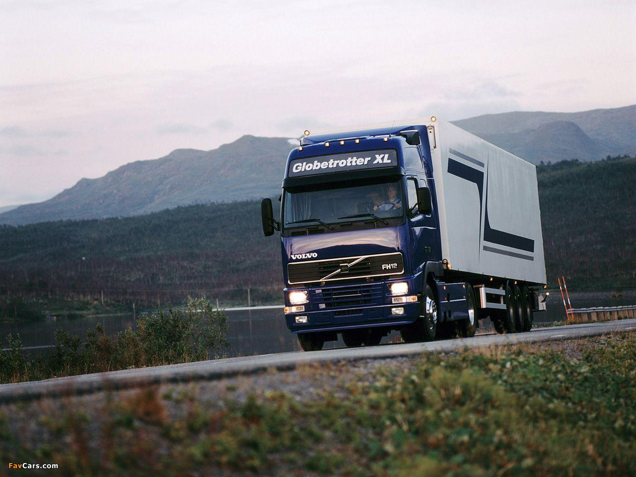 Volvo FH12 Globetrotter XL 1995–2002 wallpapers