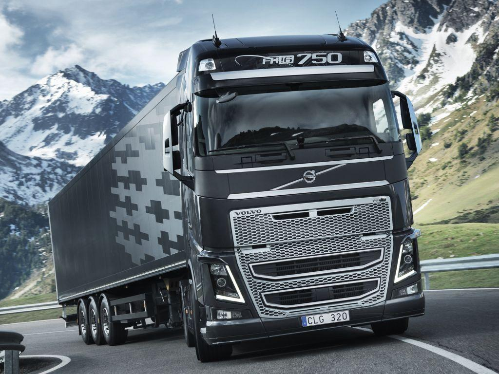 Volvo Fh16 Wallpapers