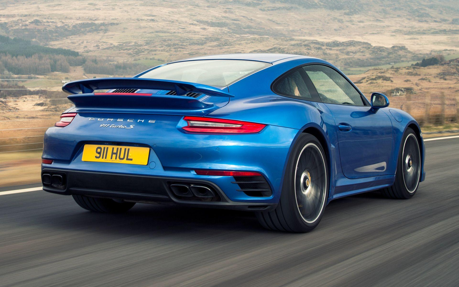 Download New 2016 Porsche 911 Turbo S Wallpapers For Iphone