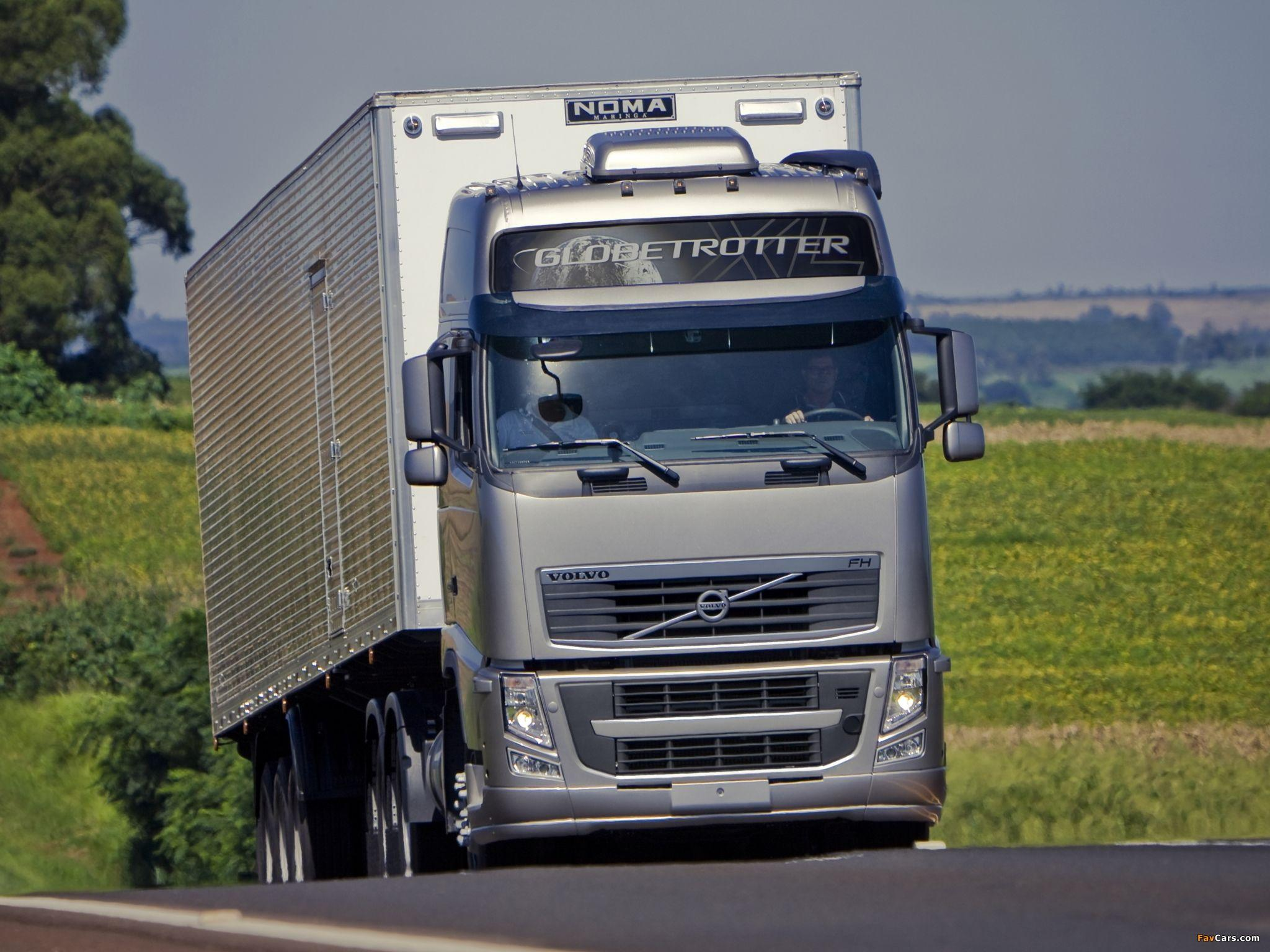 Volvo FH 440 6x4 2008 wallpapers