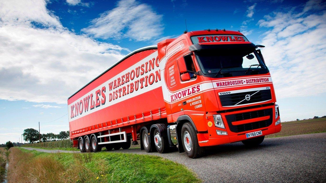 Volvo FH 12 Truck Wallpapers