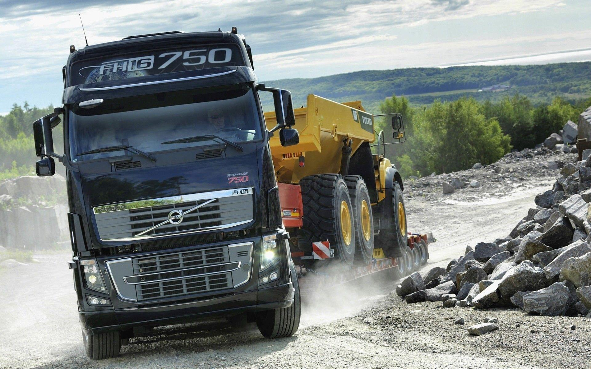 Volvo Fh 16 750 wallpapers