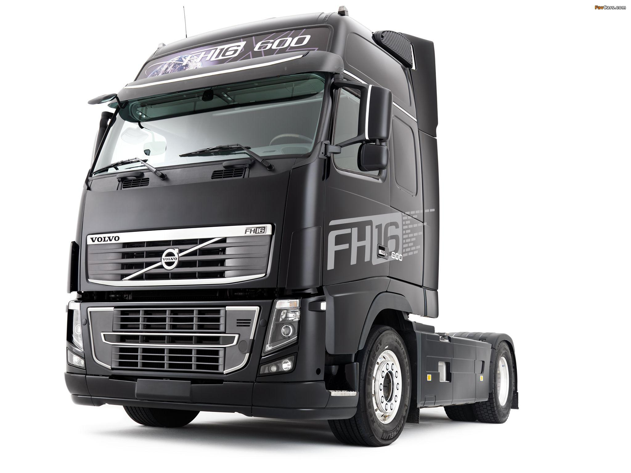 Volvo FH16 600 4x2 2008 wallpapers