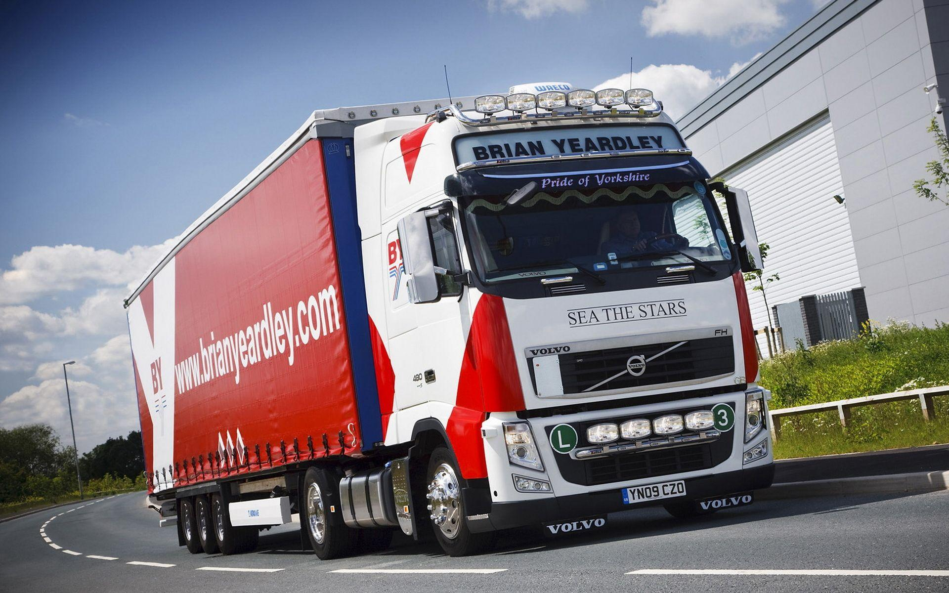 Volvo Fh 480 6x2 wallpapers and image