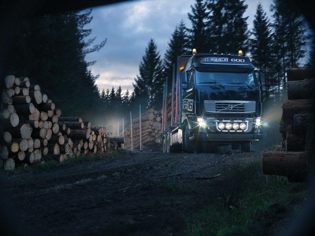 Volvo FH16 600 Download HD Wallpapers and Free Image