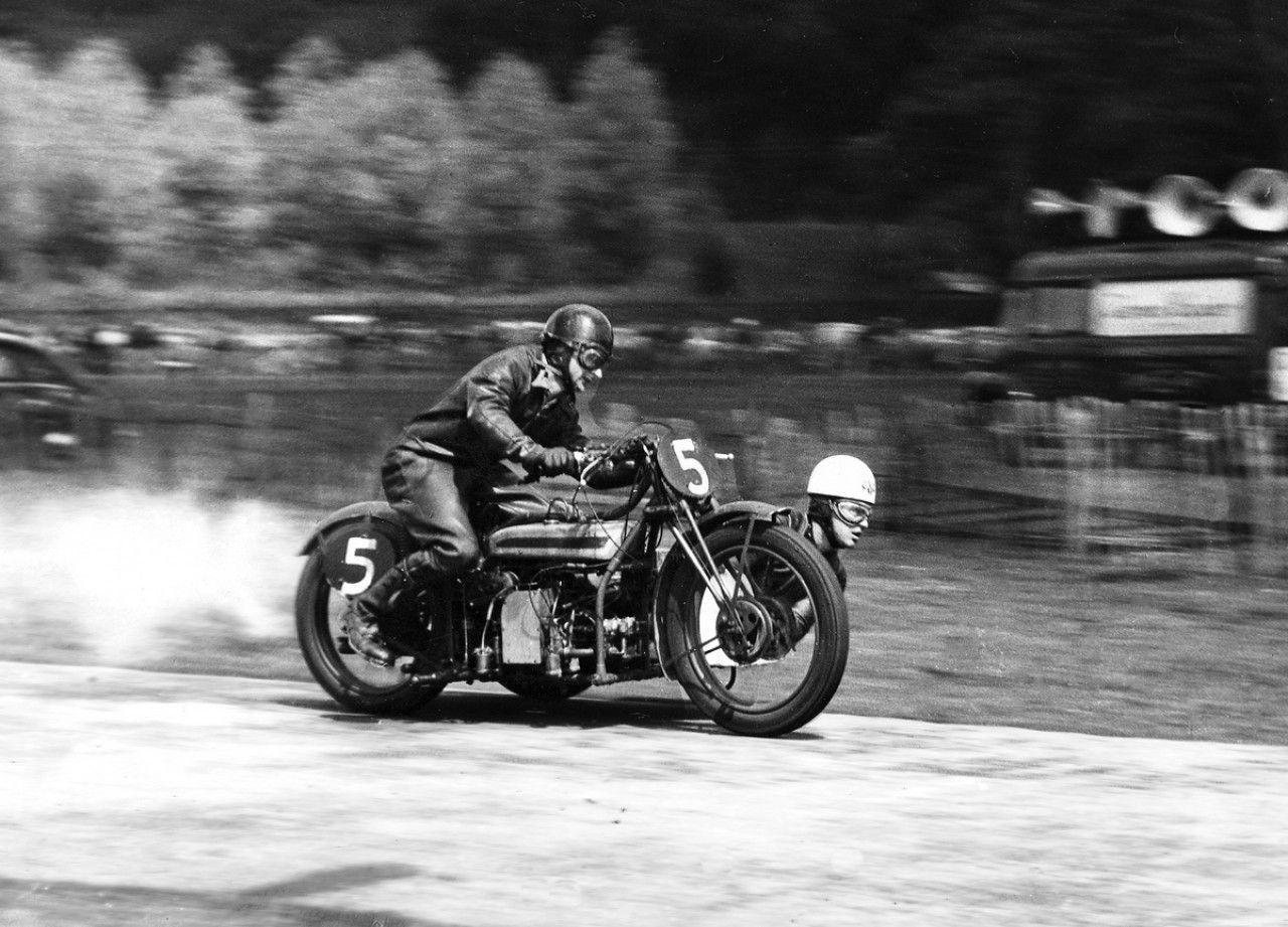 Image For > Vintage Motorcycle Wallpapers