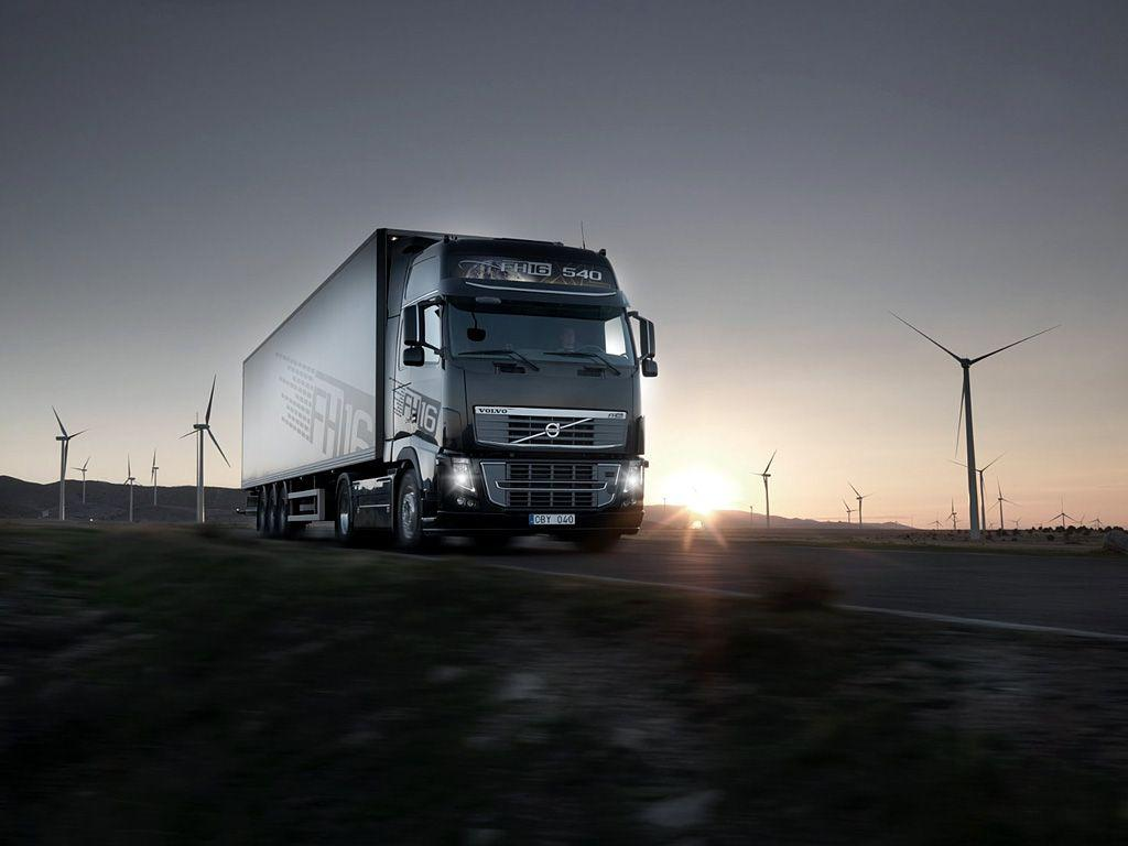 Volvo FH16 540 Download HD Wallpapers and Free Image