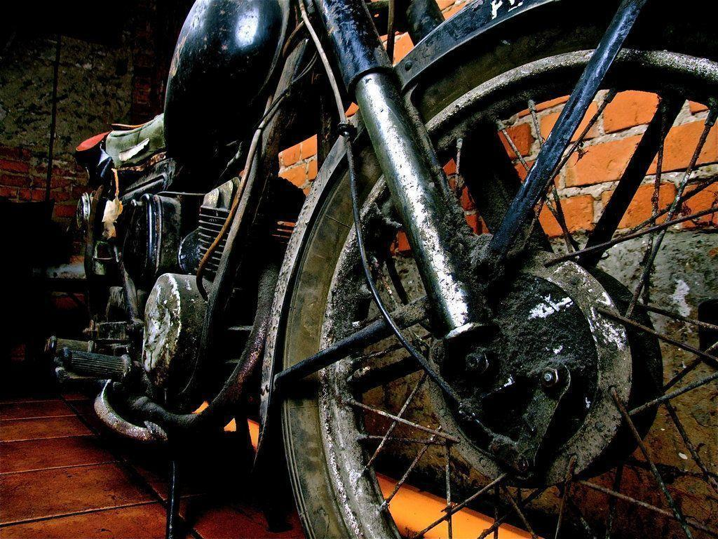 Old motorcycle other by turlu