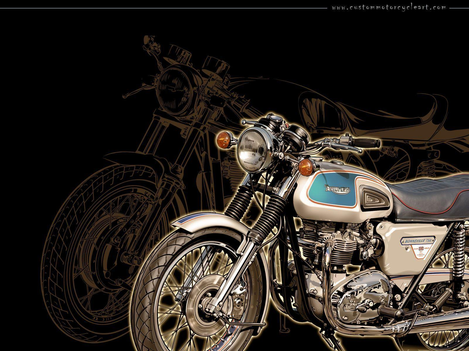 Classic Motorcycles Wallpapers Image & Pictures