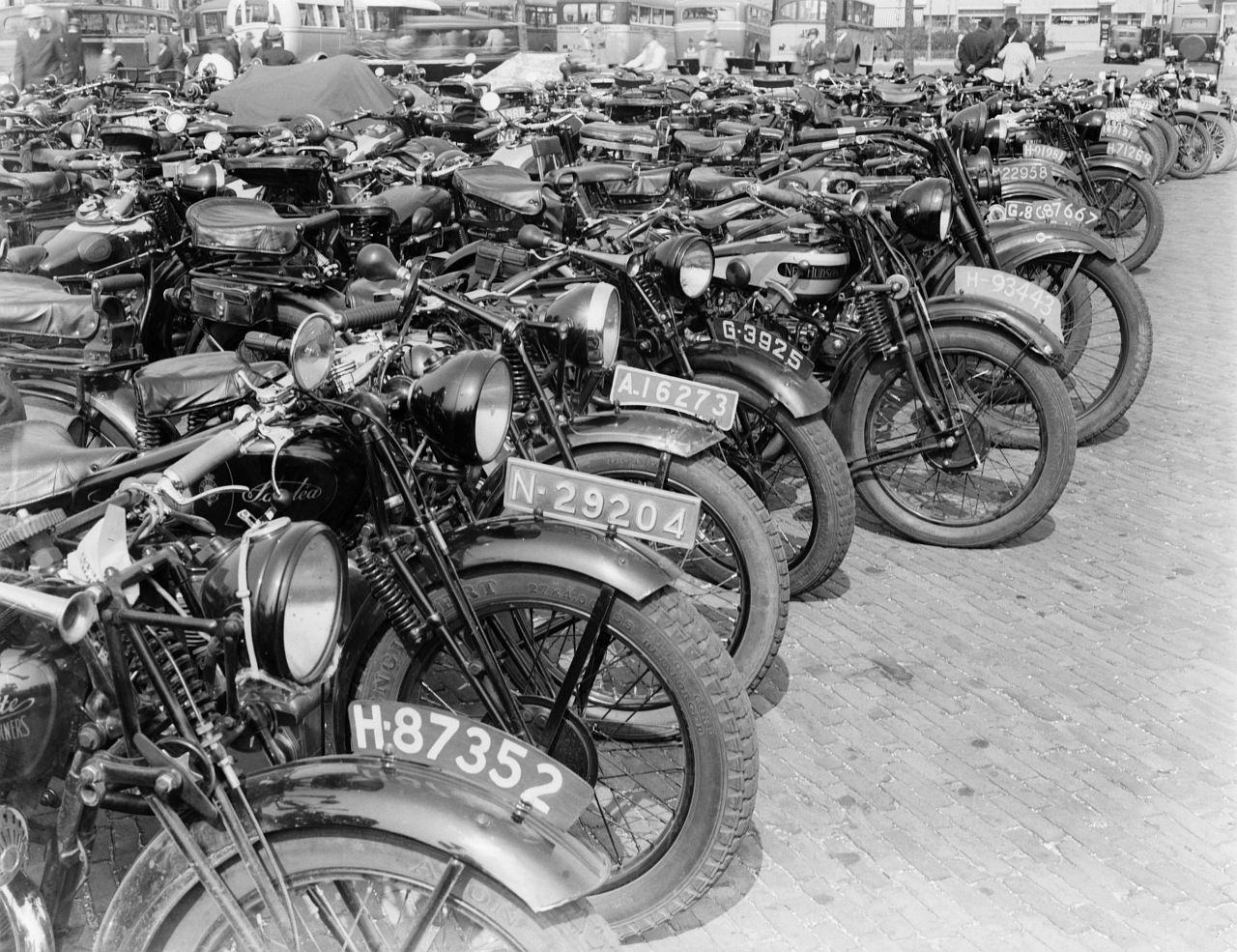 Vintage Motorcycles Classic