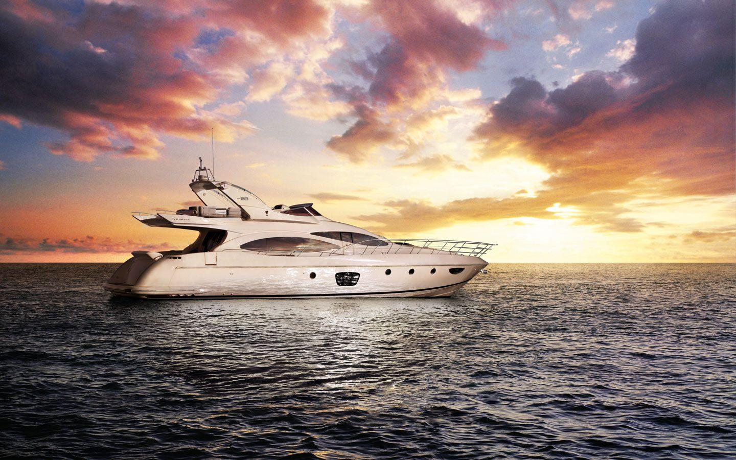 Yacht Wallpapers Group