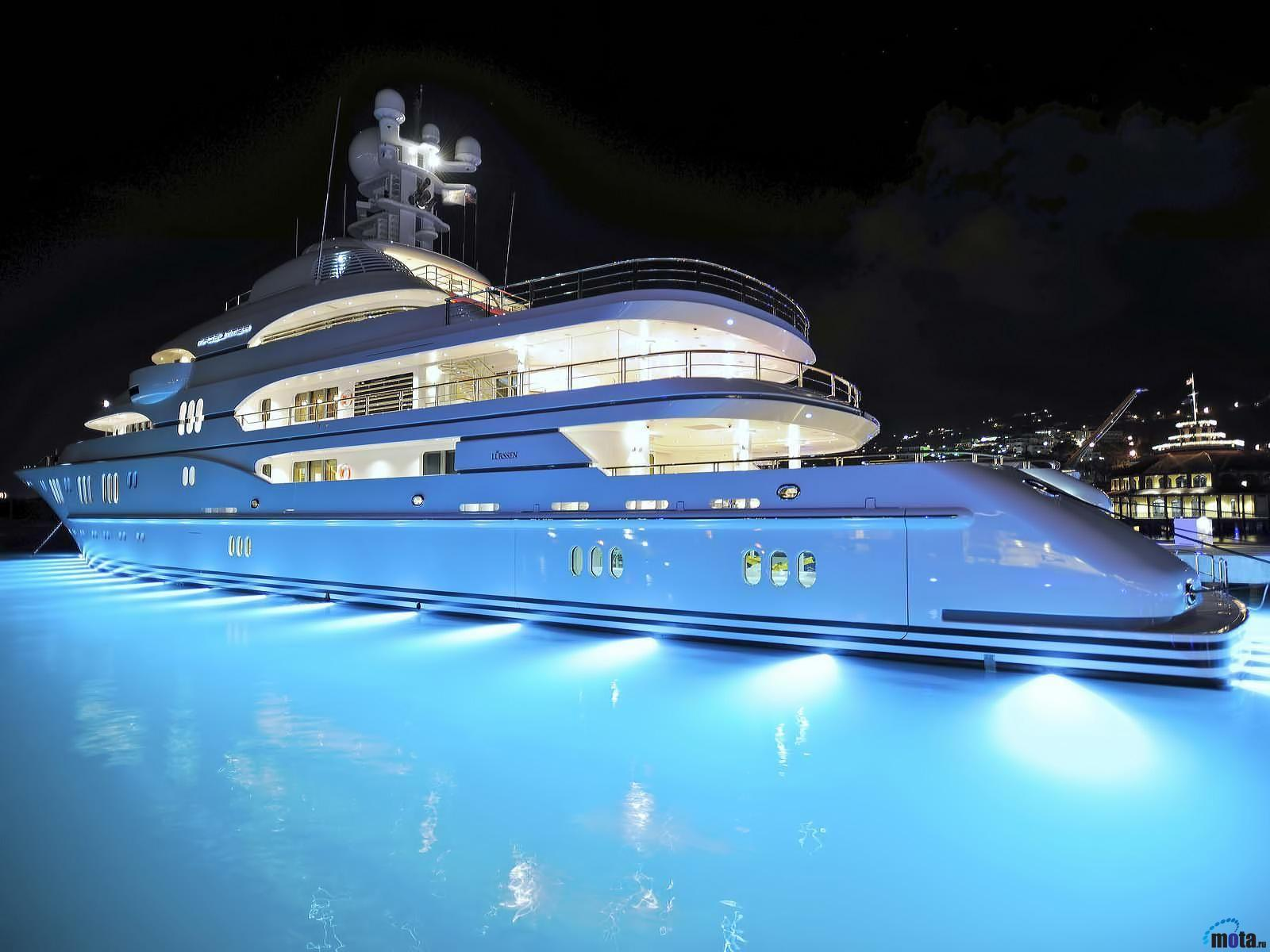 Yacht Wallpapers