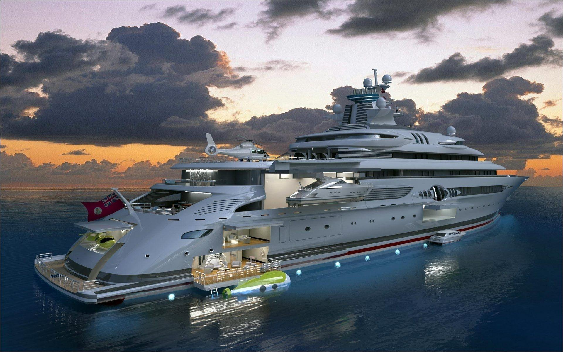 Full HD Yacht Wallpapers