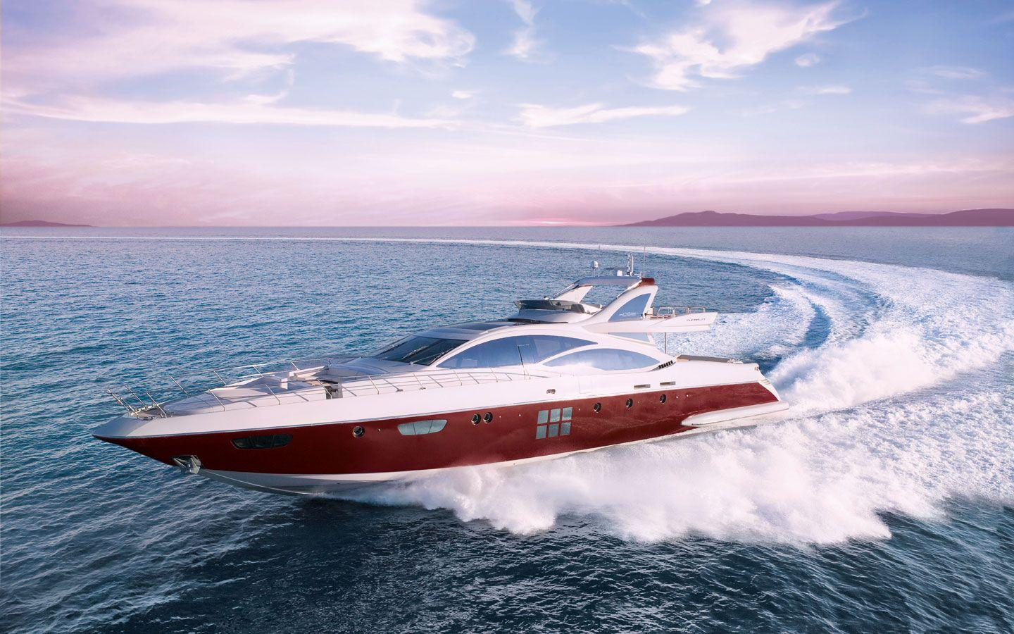 97 Yacht HD Wallpapers