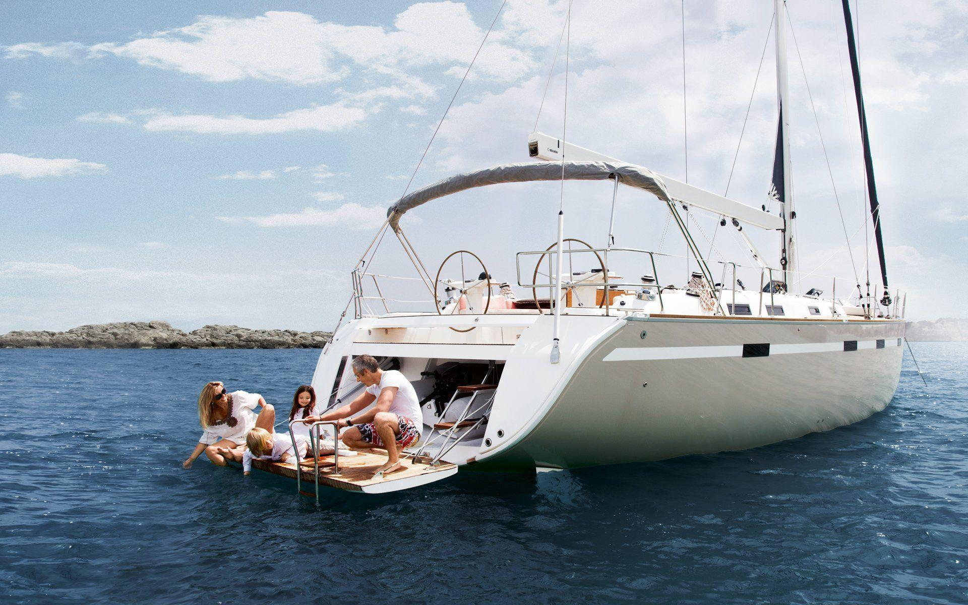 Bavaria Yacht Wallpapers