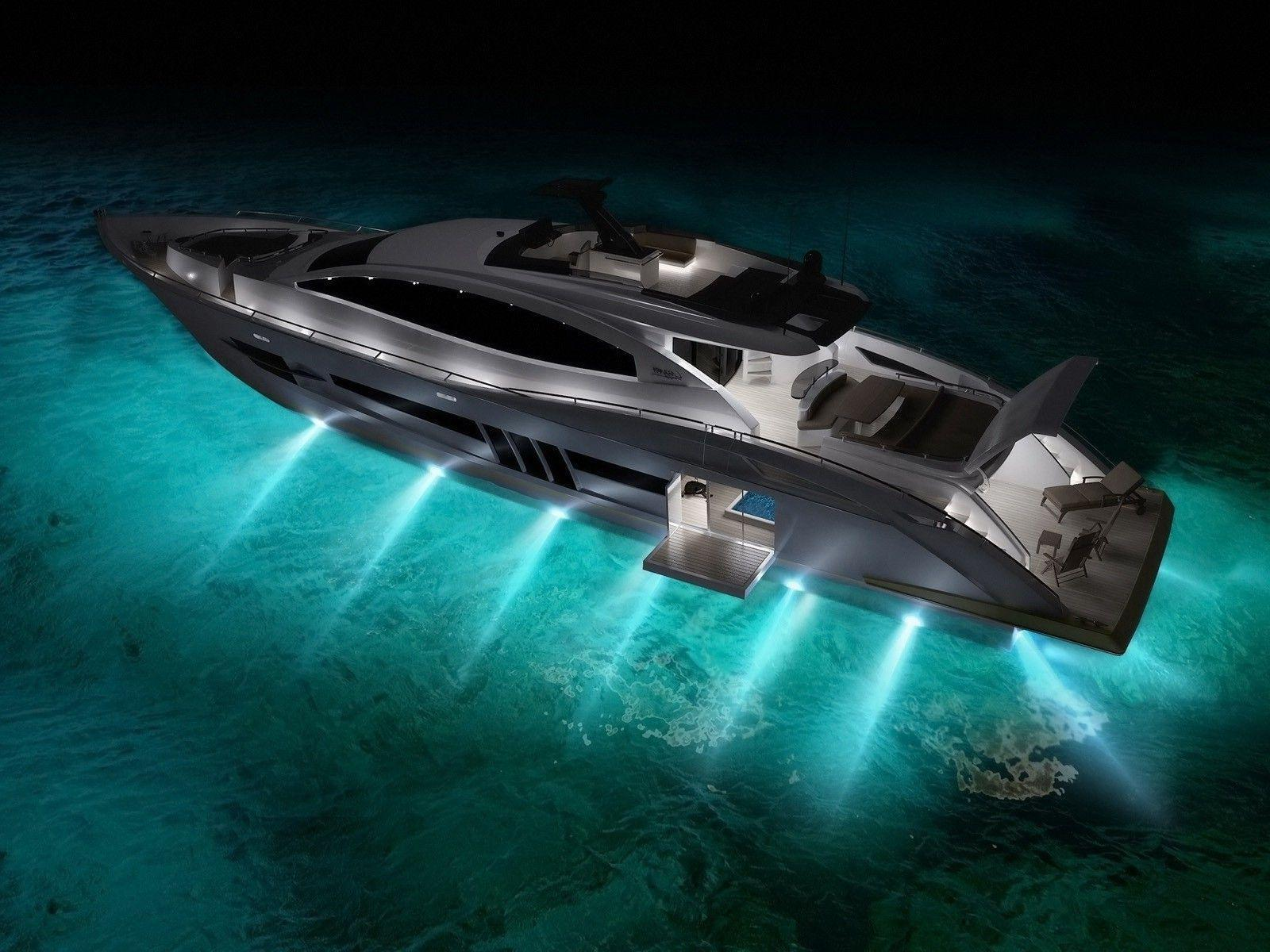 yachts, 3D Wallpapers HD / Desktop and Mobile Backgrounds
