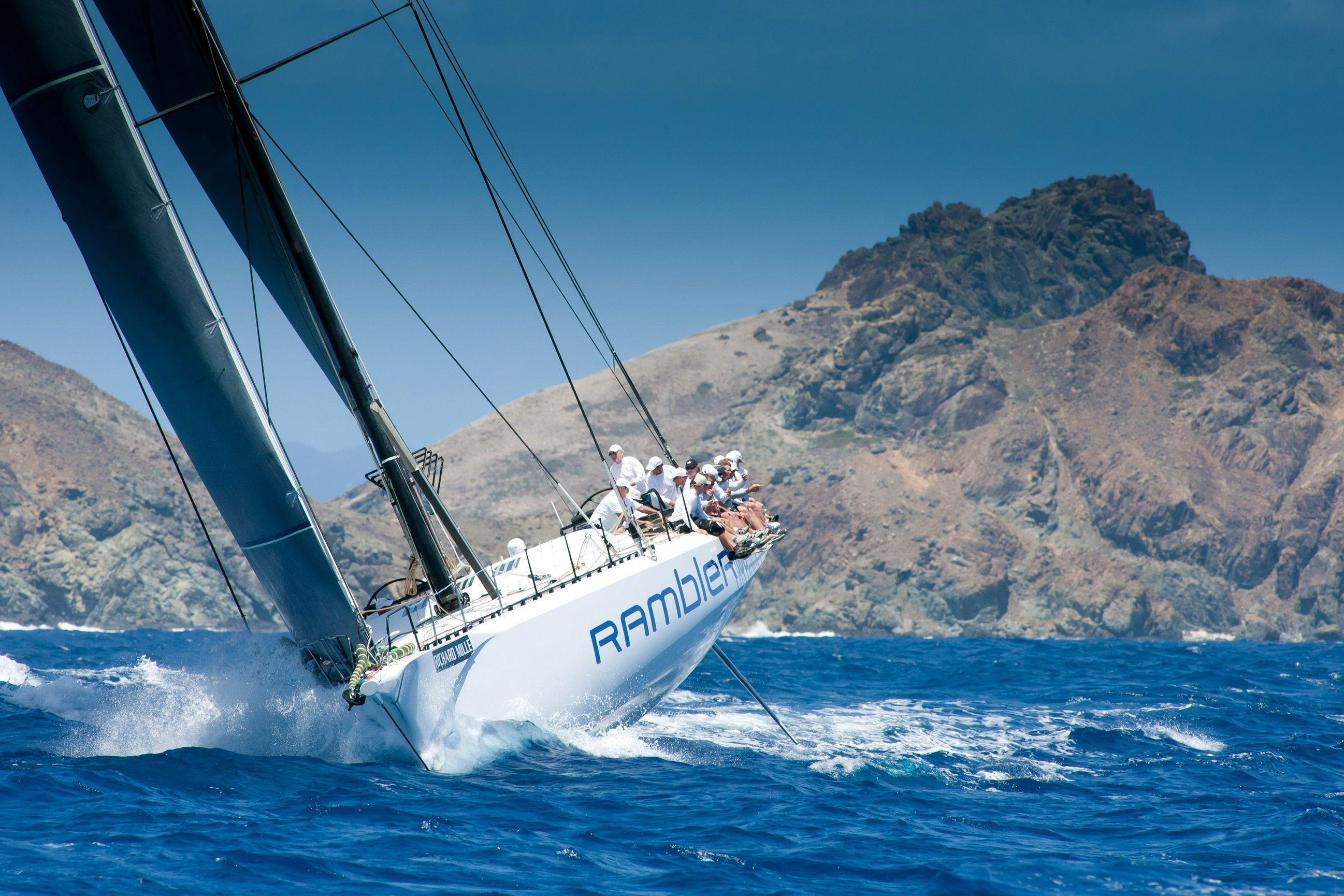Sailing Yacht Wallpapers