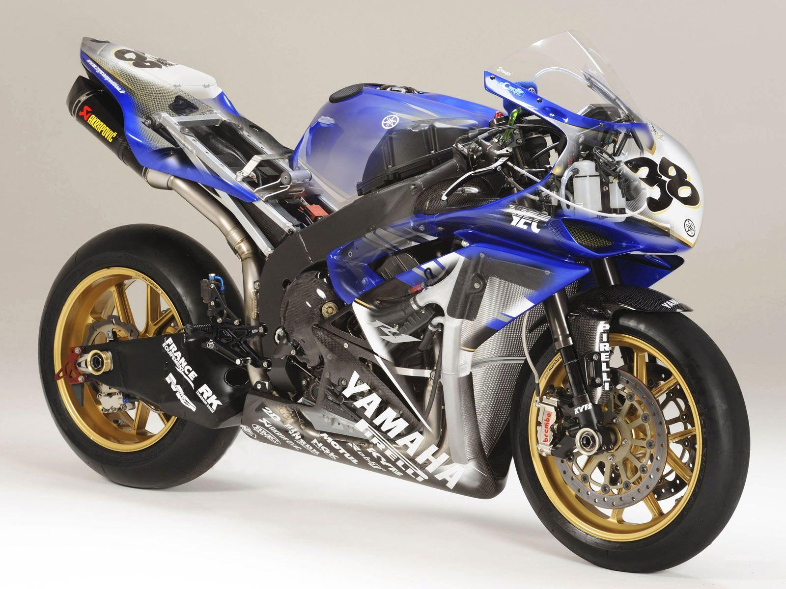YZF R1 Yamaha pictures 2008 specifications