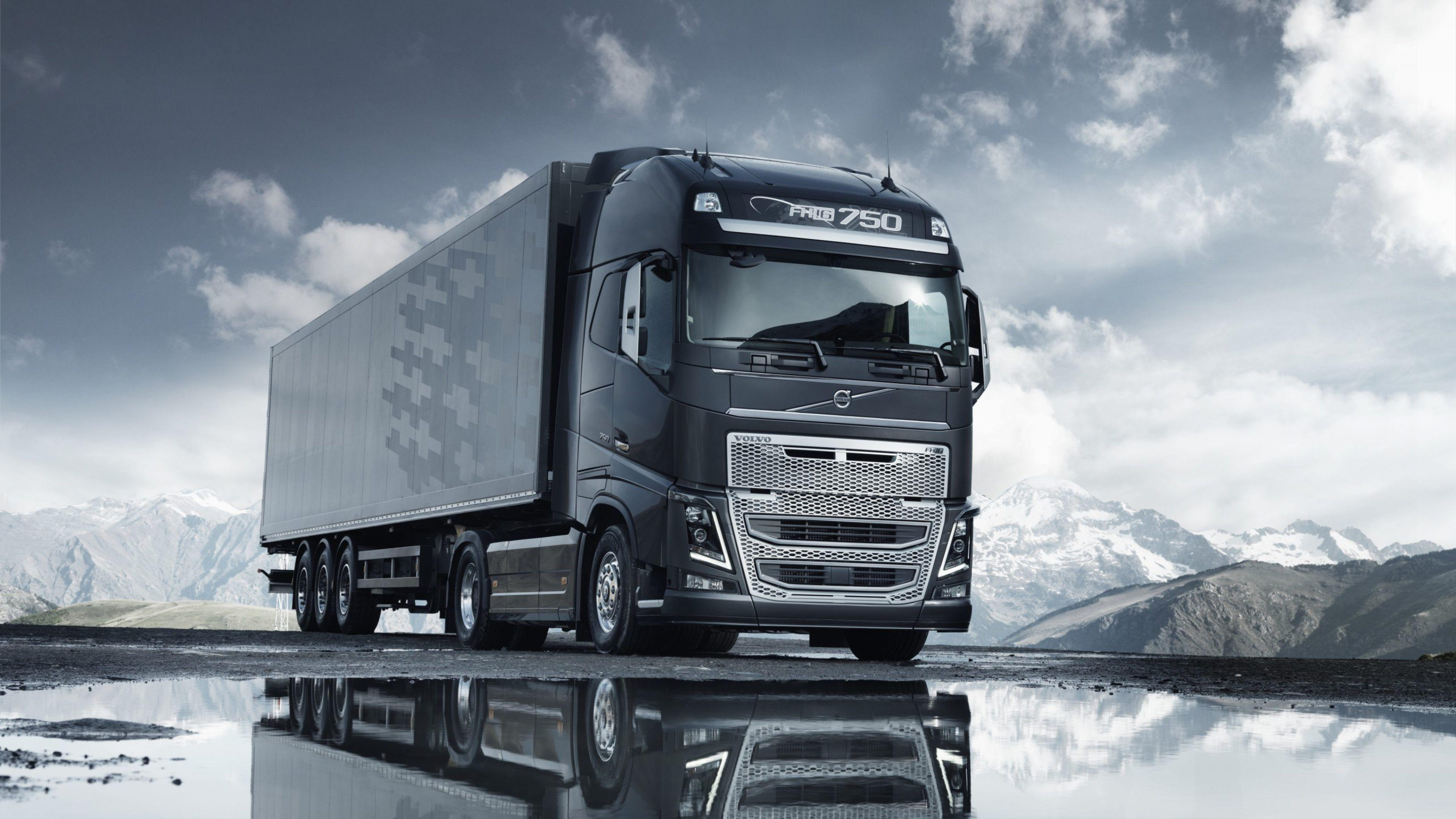Volvo FH16 750 Truck Wallpapers Download Of 4K Ultra HD