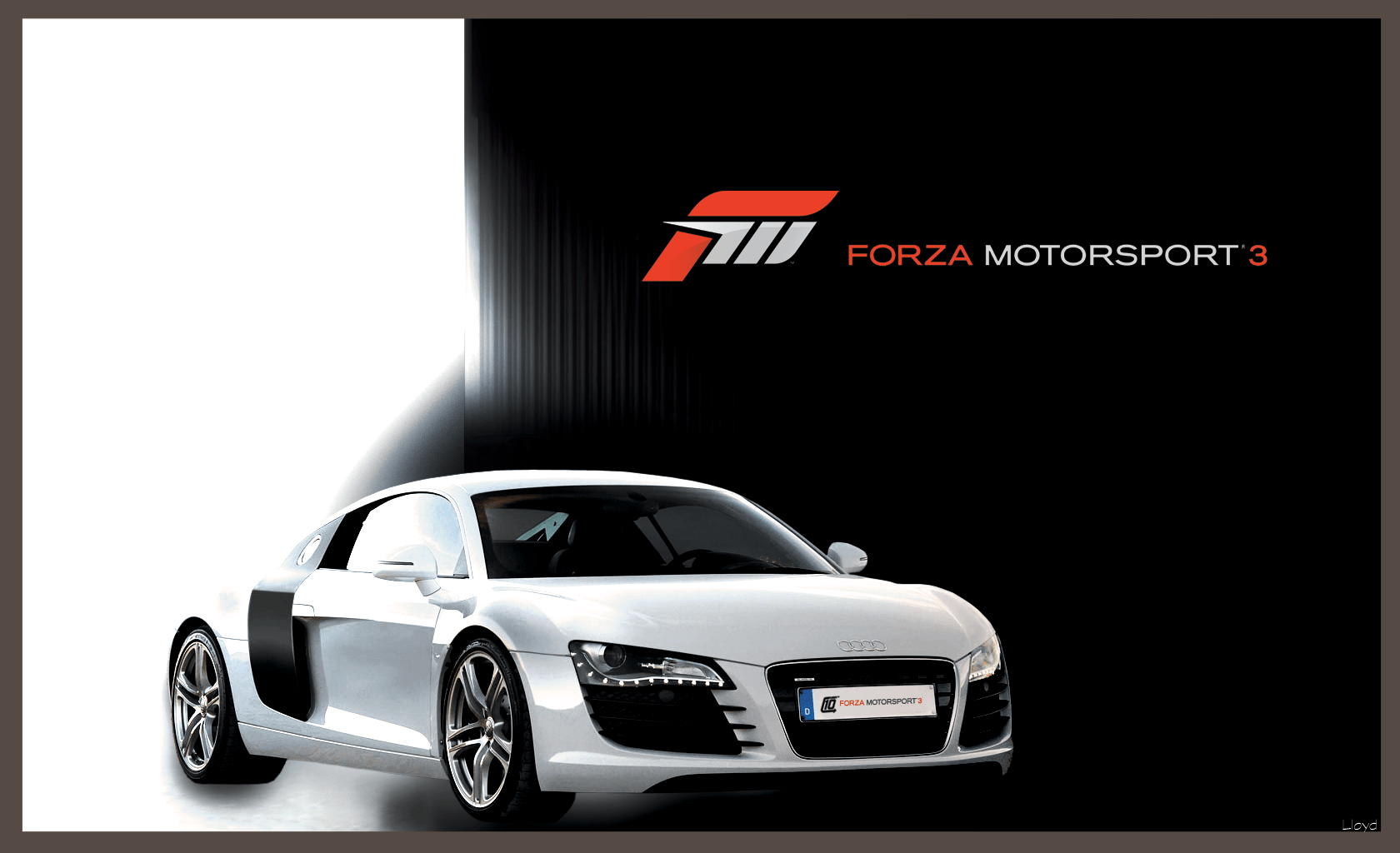 Forza Motorsport 3 Wallpapers by igotgame1075