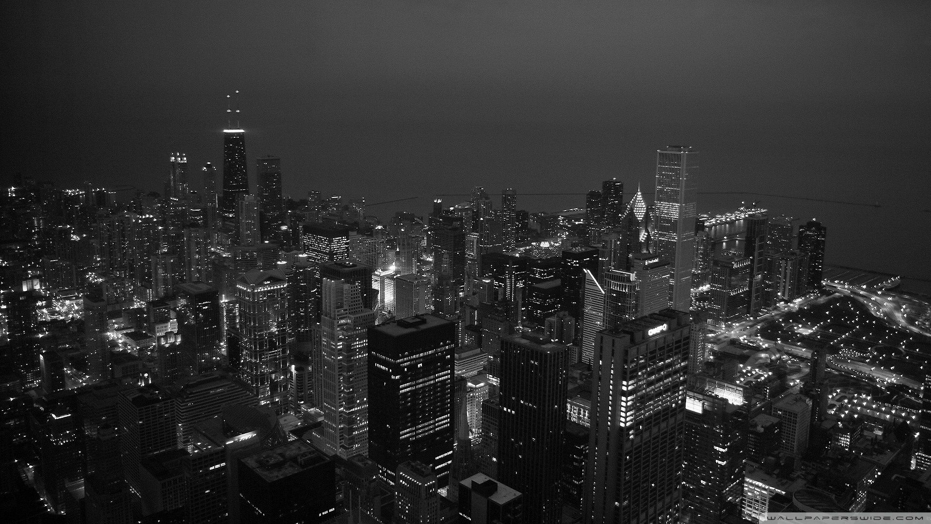 Black City Wallpapers