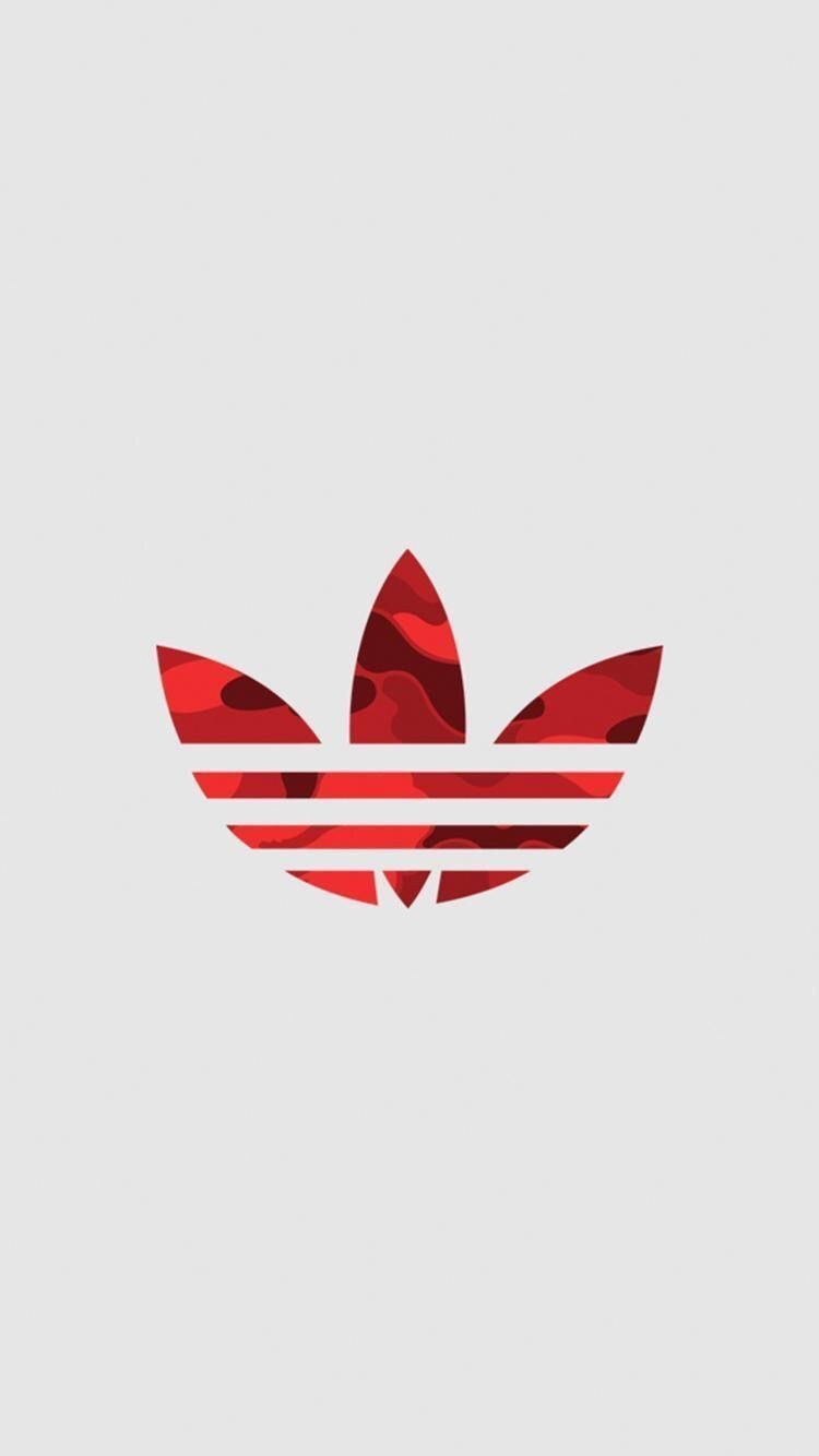 Red Adidas Wallpapers