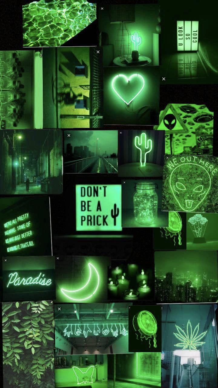 Green Aesthetic Wallpapers