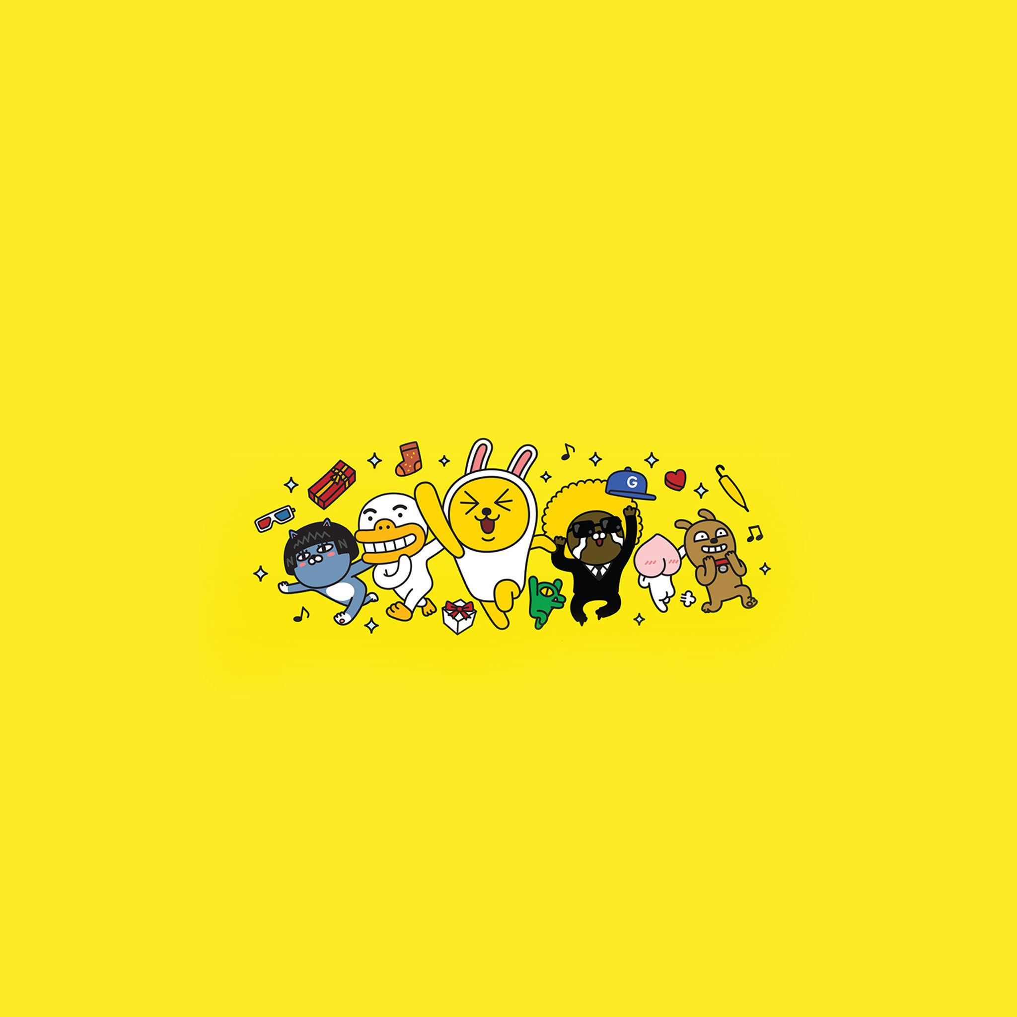 Aesthetic Wallpapers For Laptop Yellow