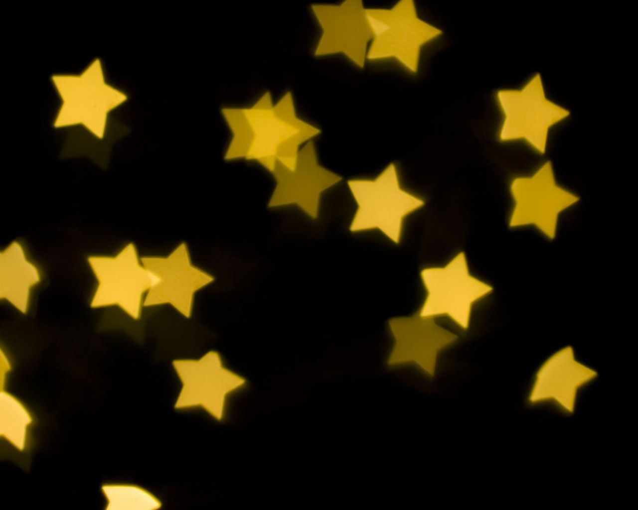 Aesthetic yellow stars wallpapers • Wallpapers For You HD Wallpapers For Desktop & Mobile