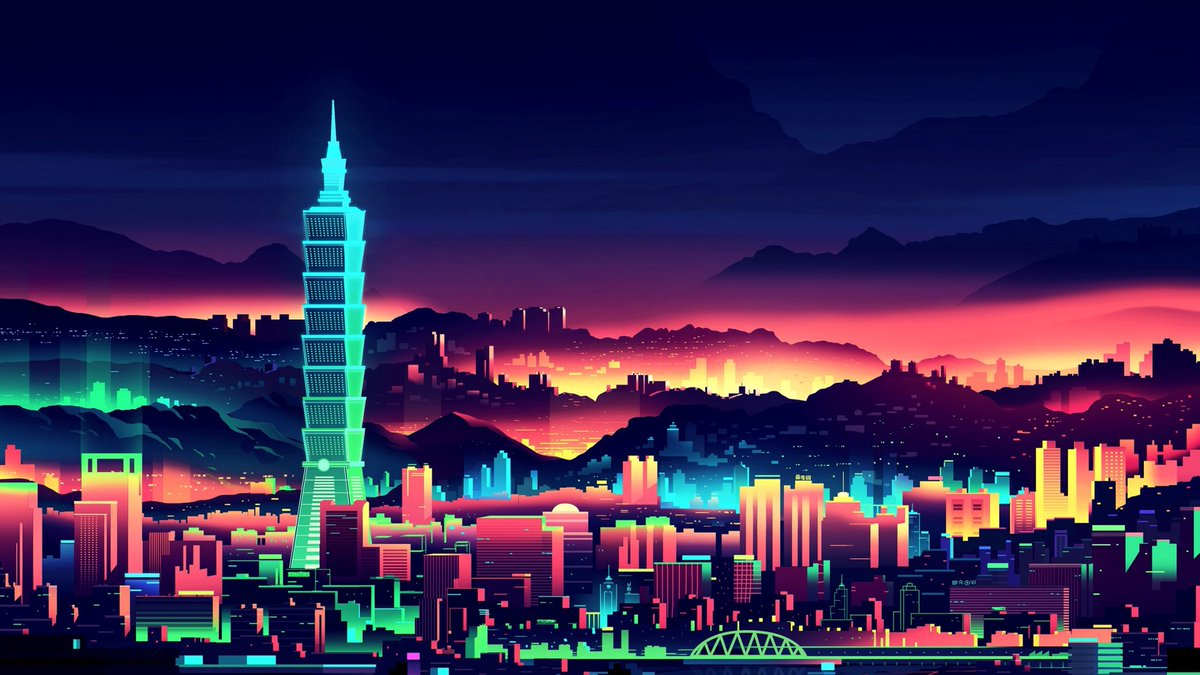 T9 on Twitter: send super aesthetic city wallpapers please