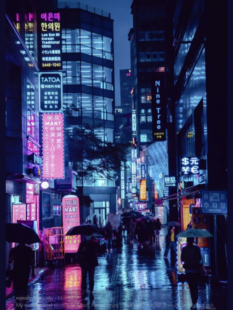 Free download noealz on City aesthetic City art Cyberpunk aesthetic [810x1154] for your Desktop, Mobile & Tablet