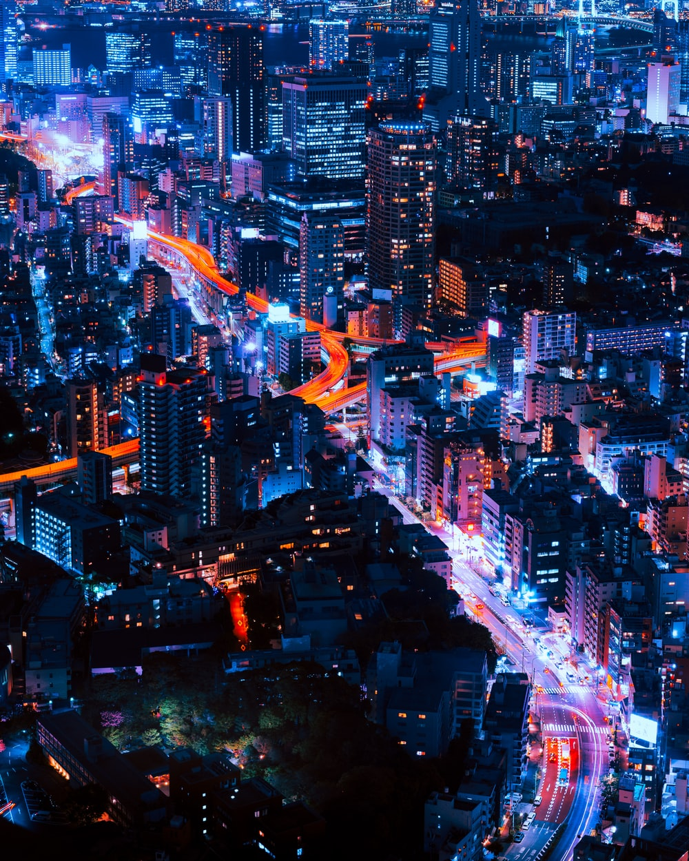 500+ City Lights Pictures [HQ]