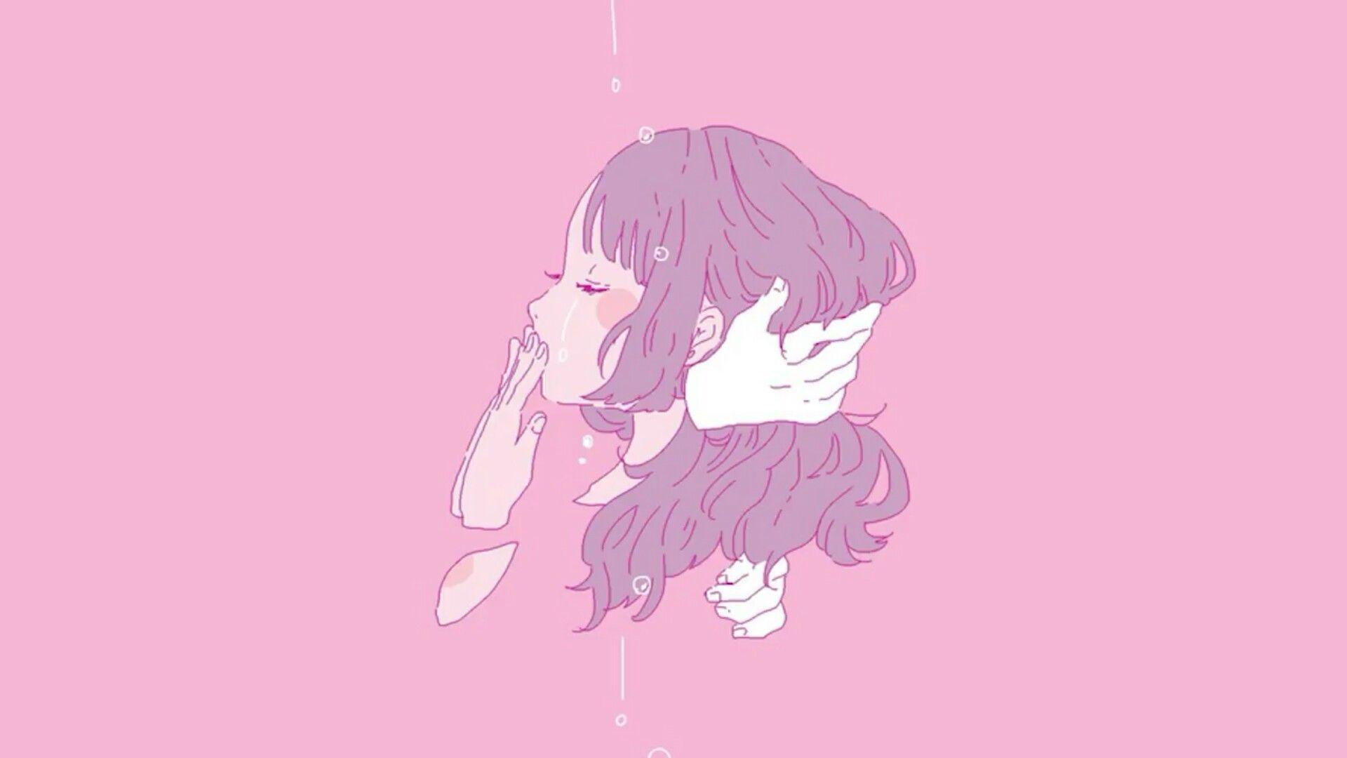 Pink Girl Aesthetic Wallpapers