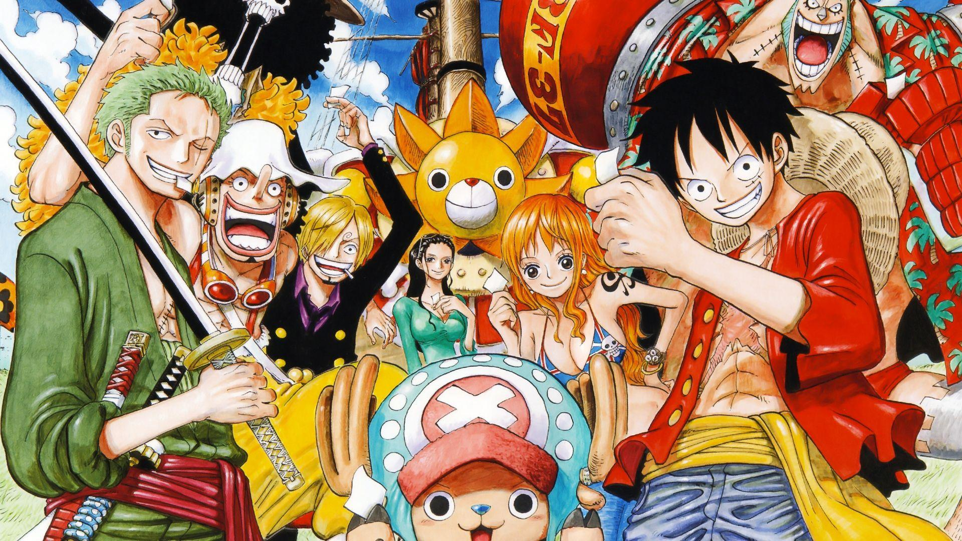 One Piece PC Wallpapers