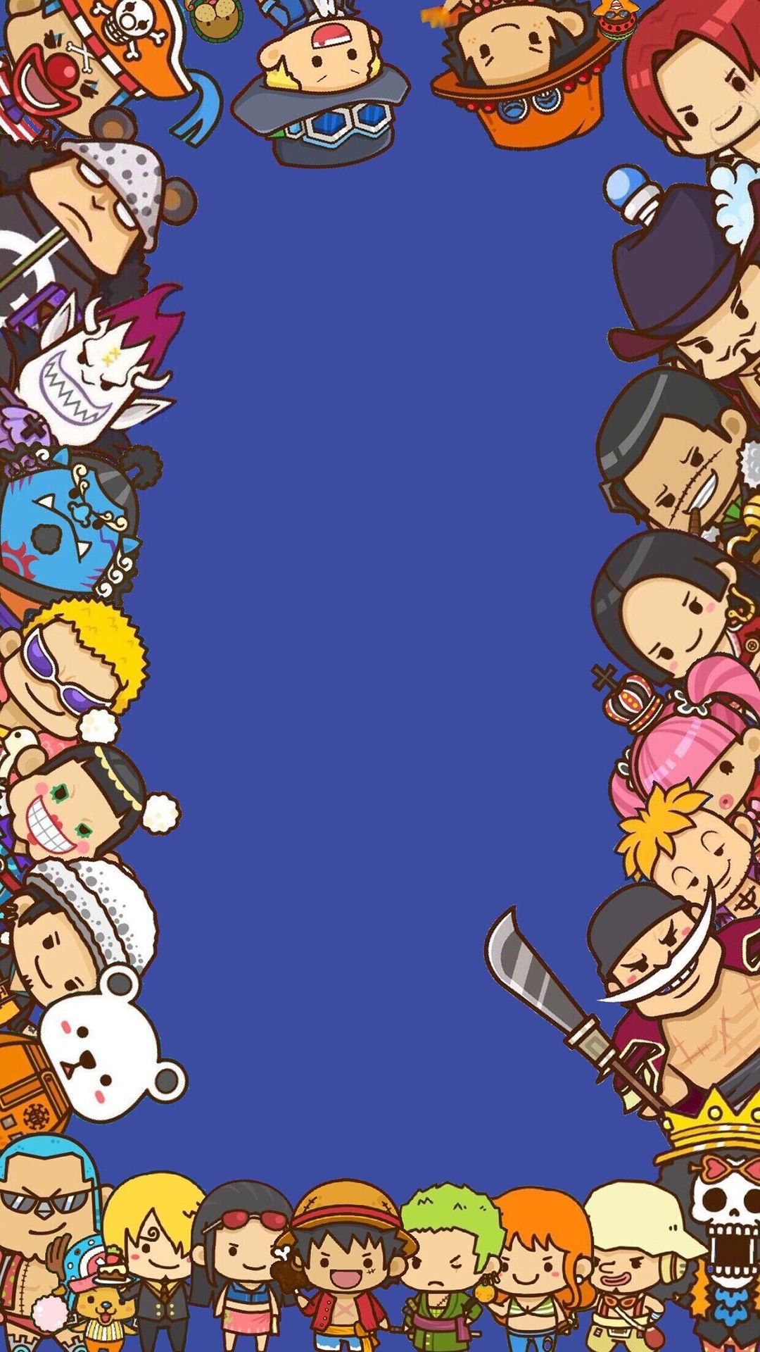 One Piece Anime phone wallpapers
