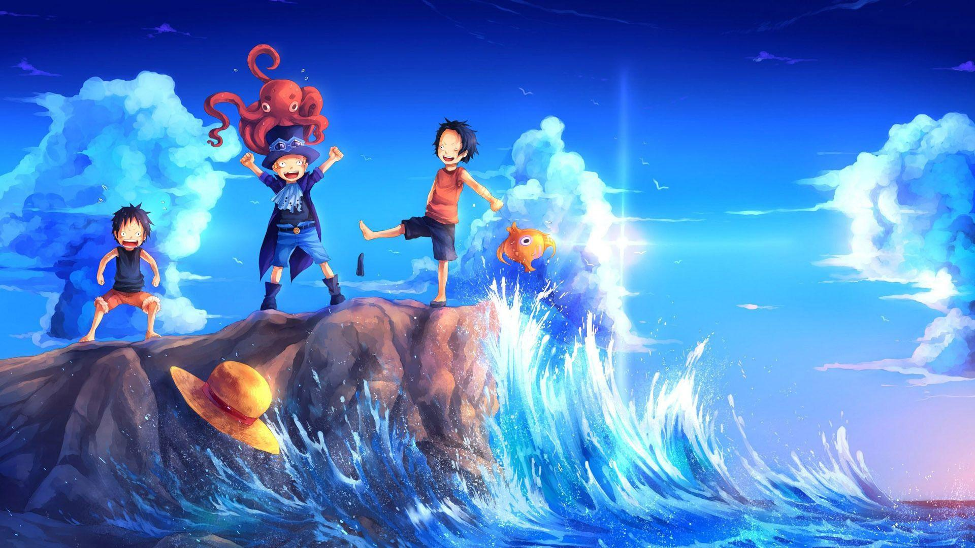 One Piece Wallpapers Widescreen ~ Click Wallpapers